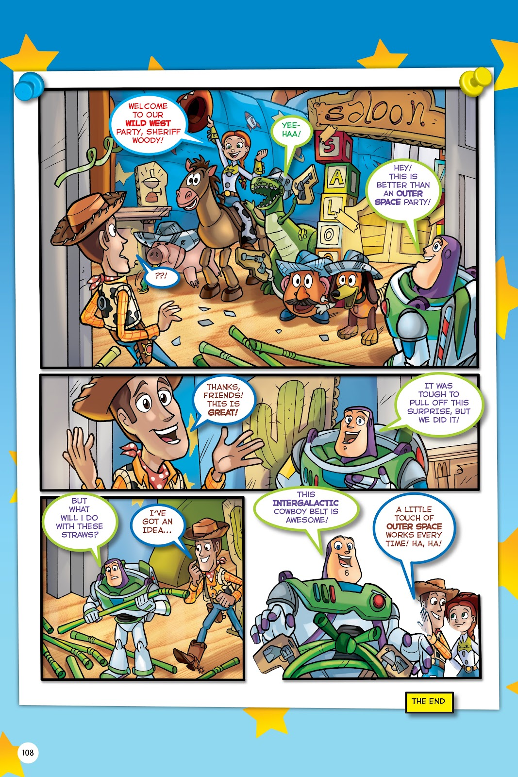 Read online DISNEY·PIXAR Toy Story Adventures comic -  Issue # TPB 1 (Part 2) - 8