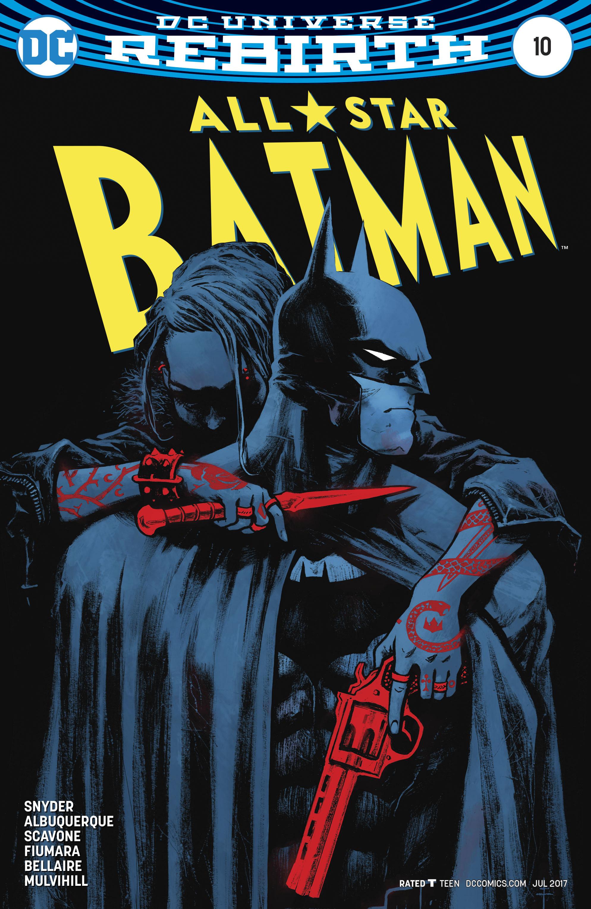 Read online All-Star Batman comic -  Issue #10 - 4