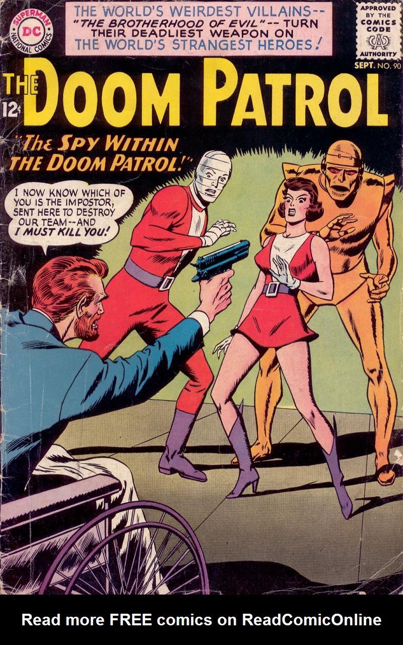 Doom Patrol (1964) 90 Page 1