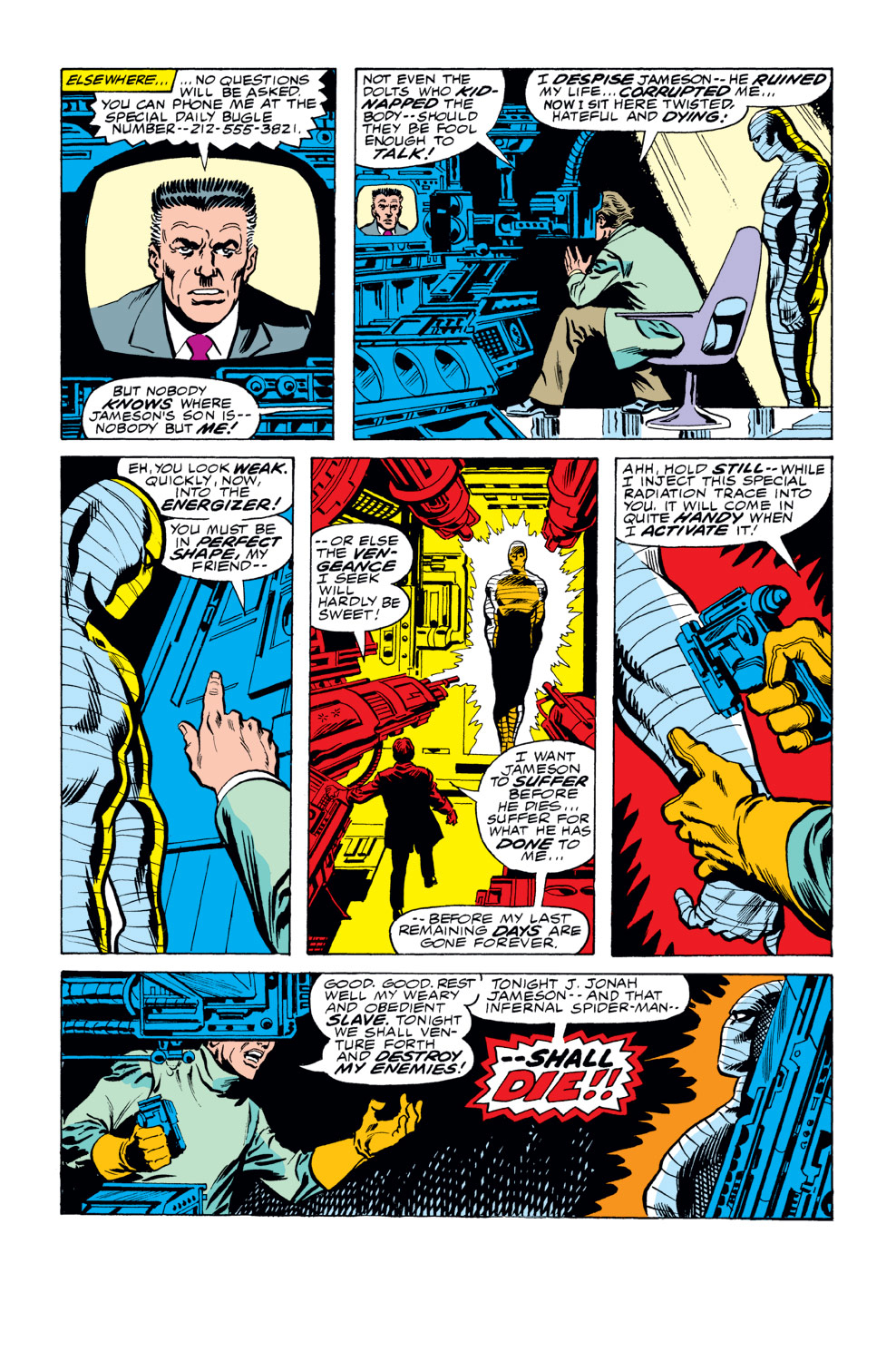 The Amazing Spider-Man (1963) 189 Page 11