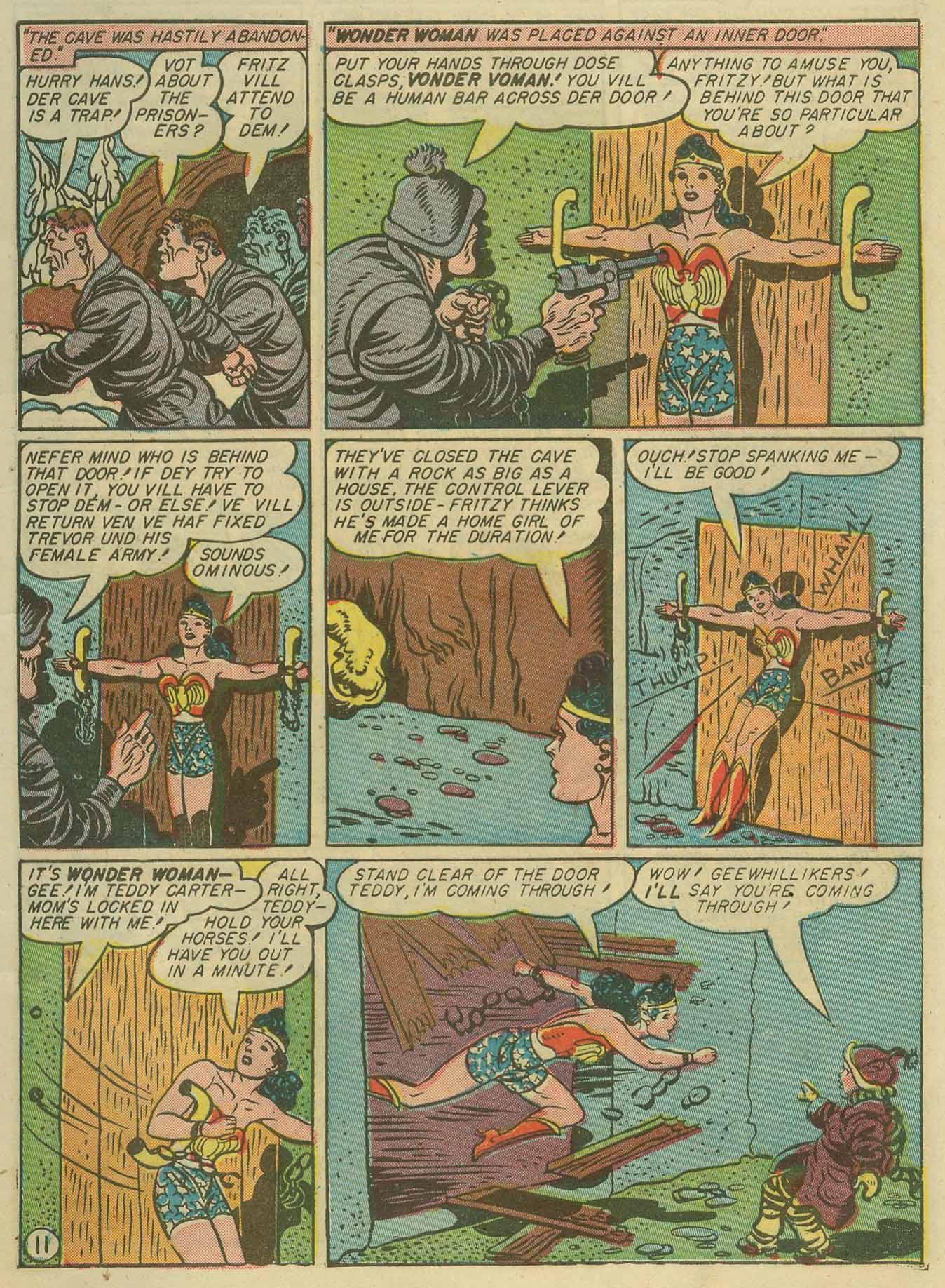 Read online Sensation (Mystery) Comics comic -  Issue #14 - 13