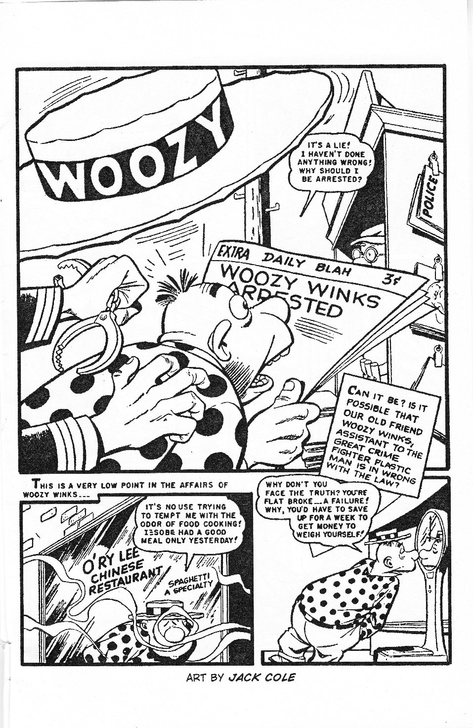 Read online Men of Mystery Comics comic -  Issue #53 - 41
