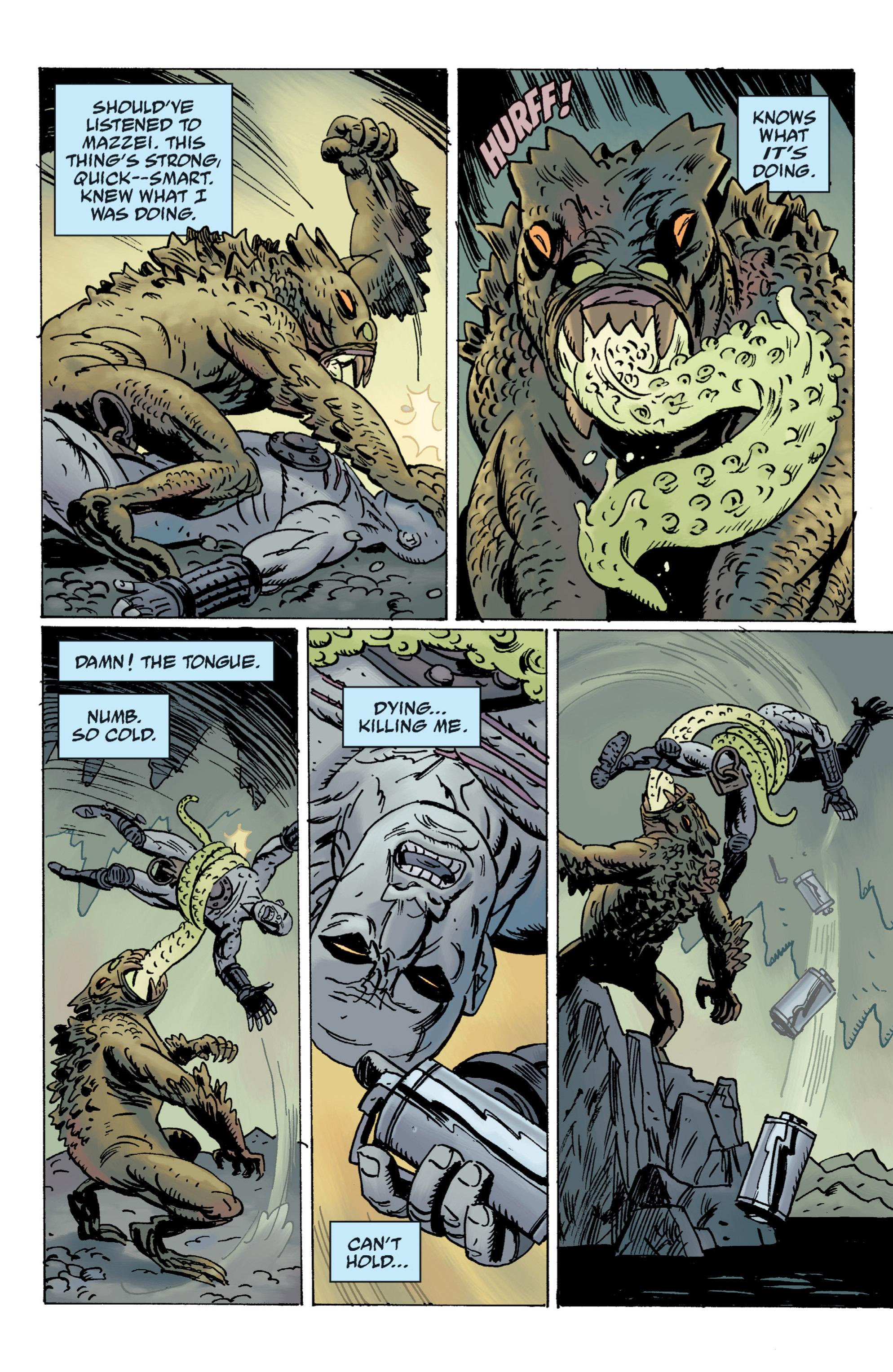Read online B.P.R.D. (2003) comic -  Issue # TPB 12 - 20