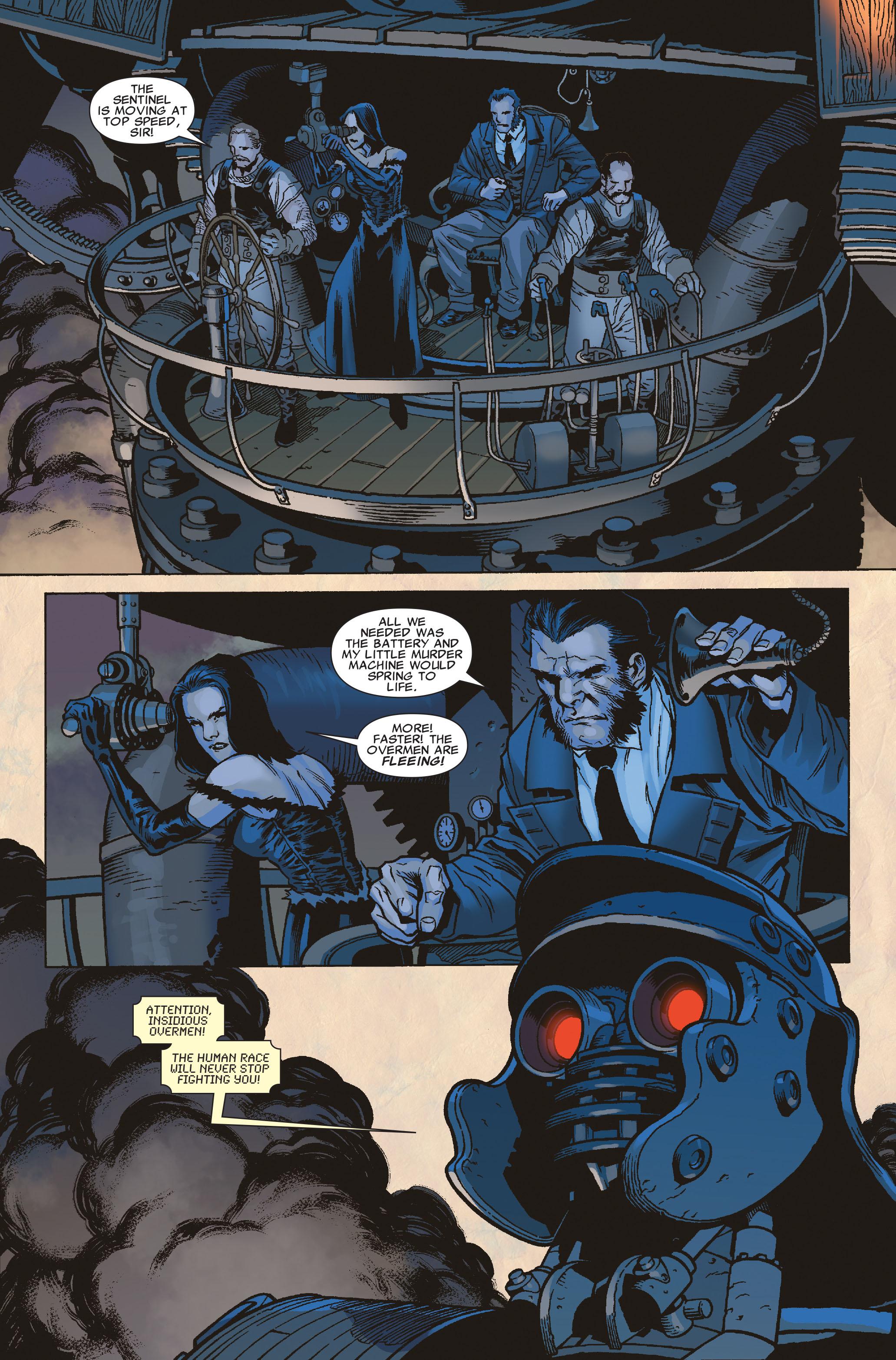 Read online Uncanny X-Men (1963) comic -  Issue #512 - 31