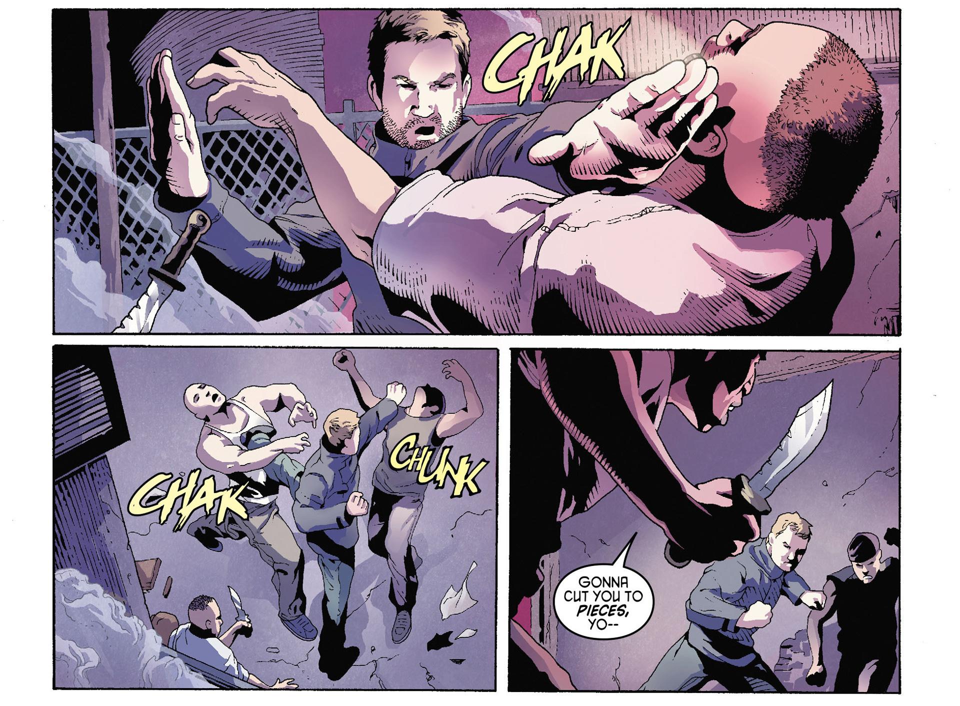 Read online Arrow [II] comic -  Issue #35 - 9