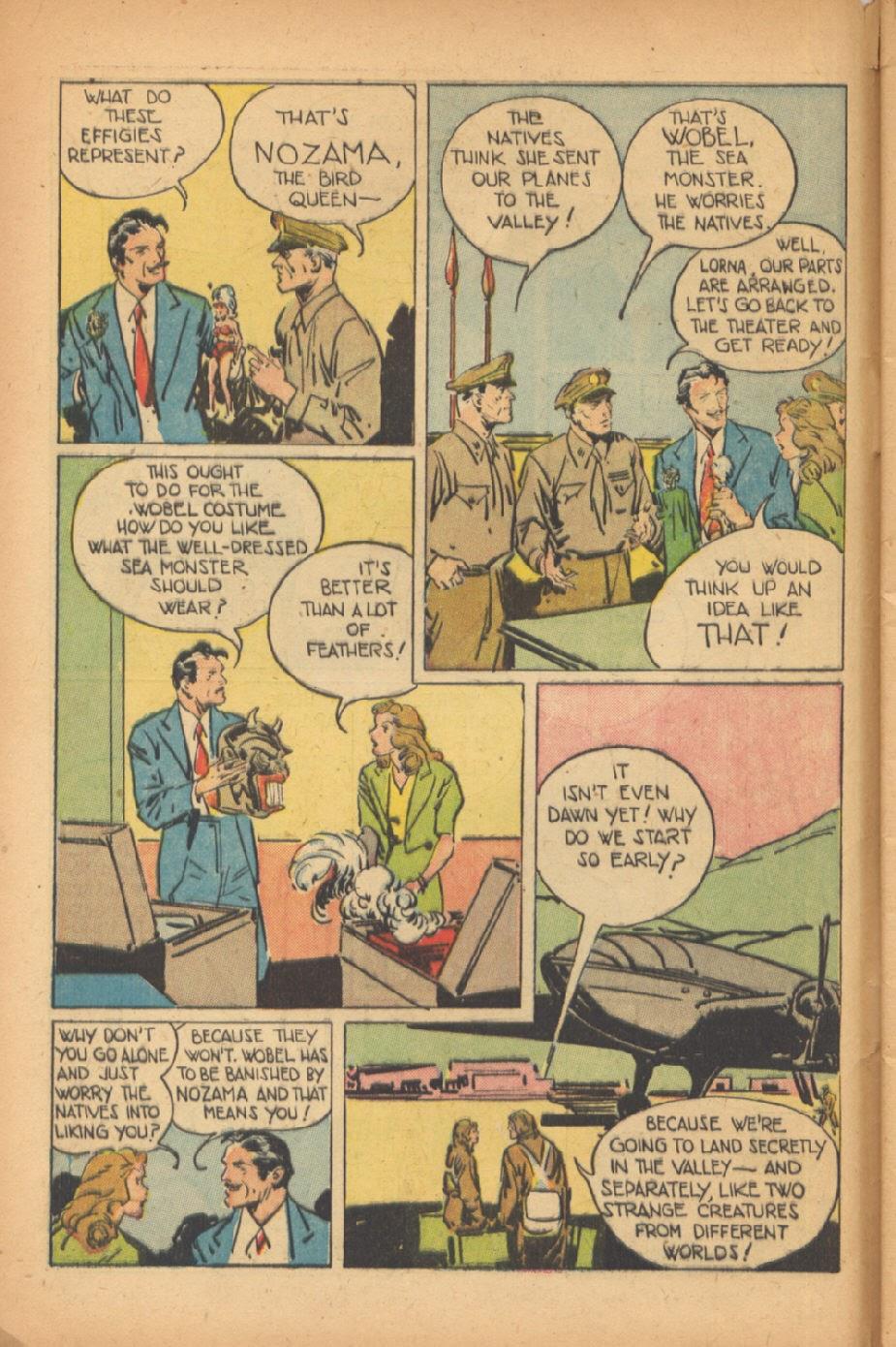 Read online Super-Magician Comics comic -  Issue #47 - 6