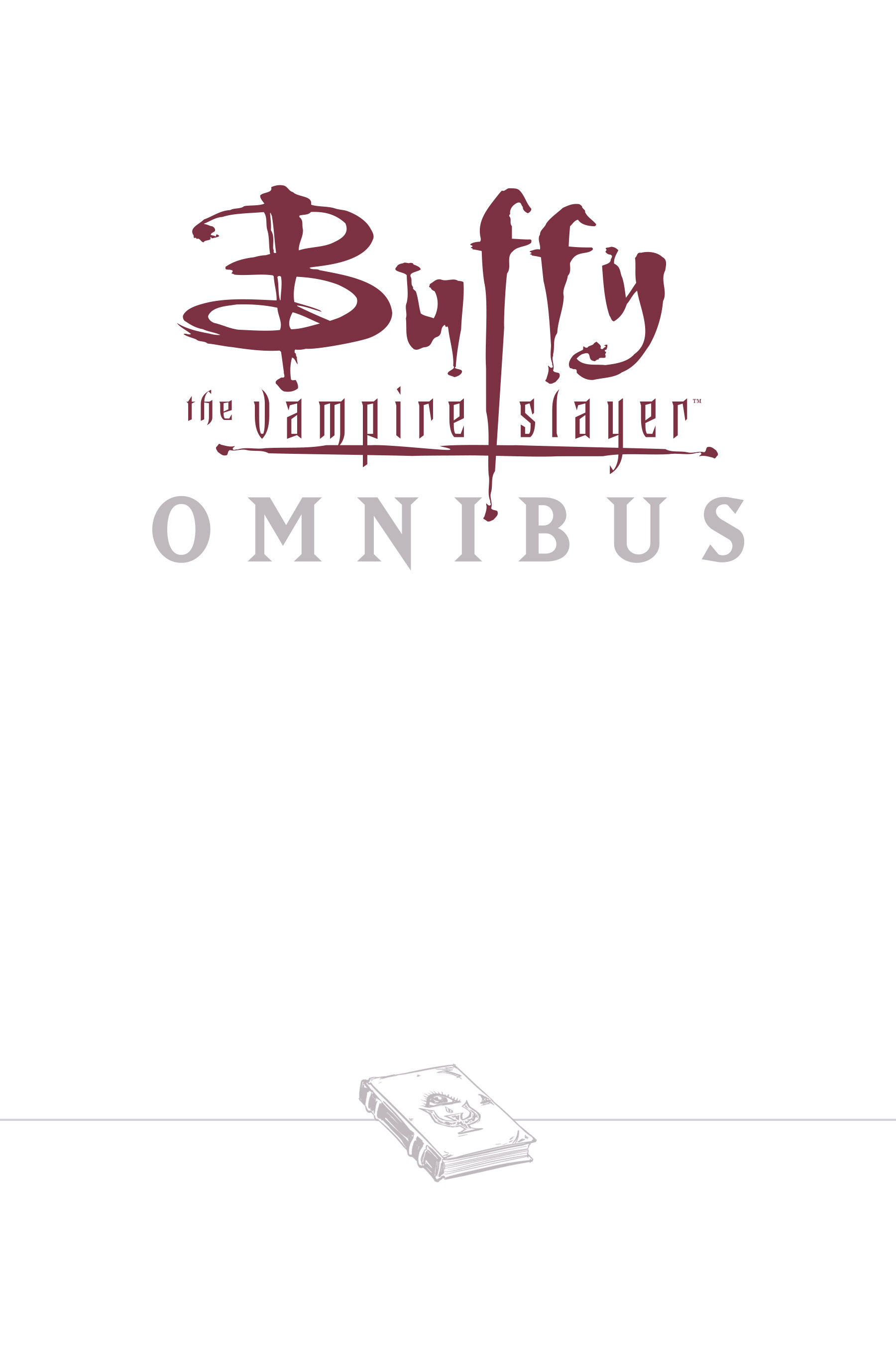 Read online Buffy the Vampire Slayer: Omnibus comic -  Issue # TPB 6 - 2