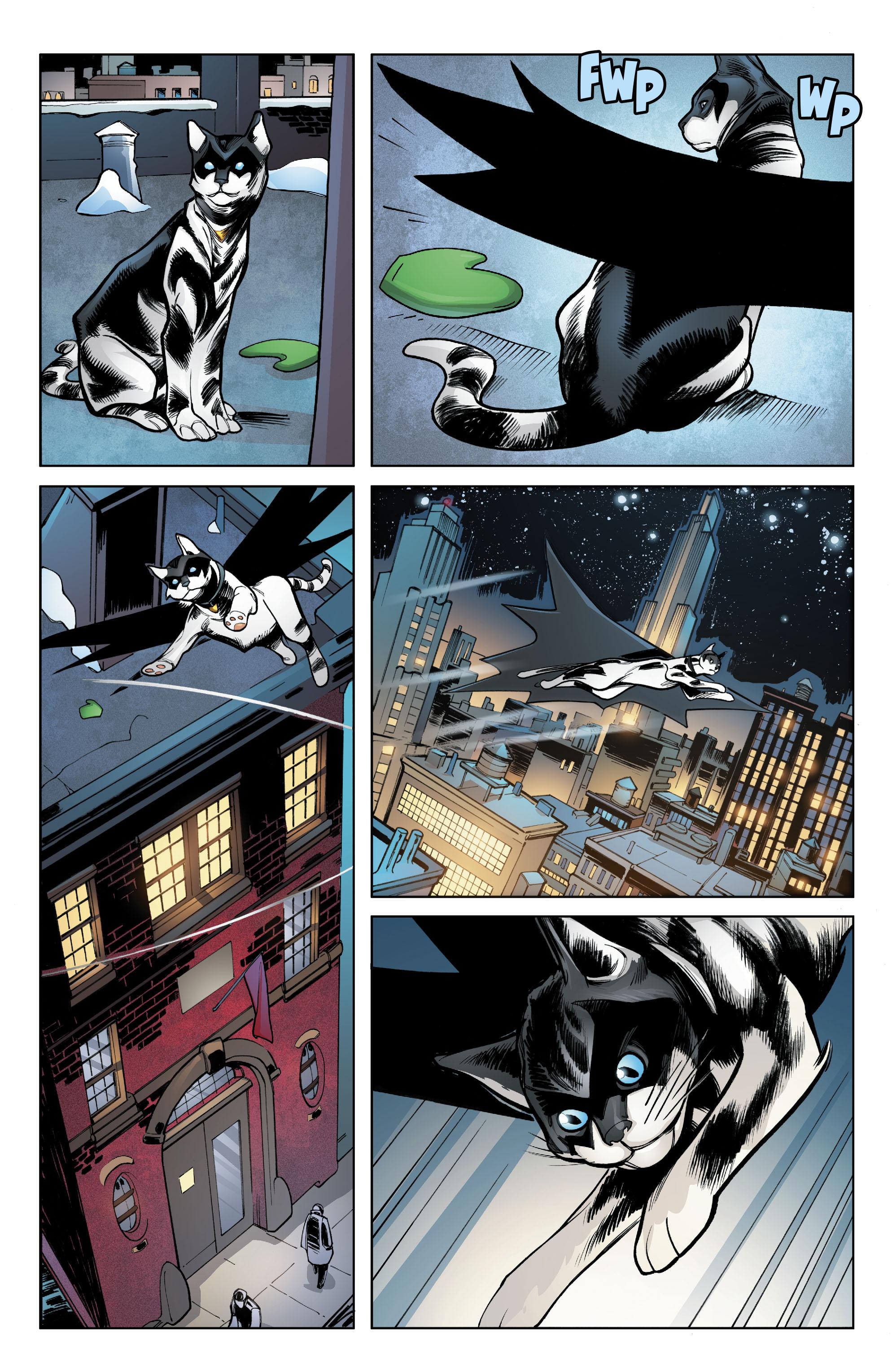Read online Astro City comic -  Issue #44 - 9