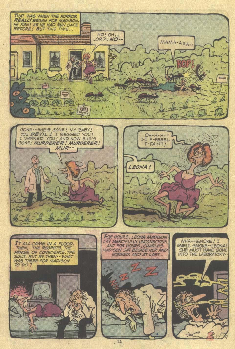 Read online Plop! comic -  Issue #9 - 16
