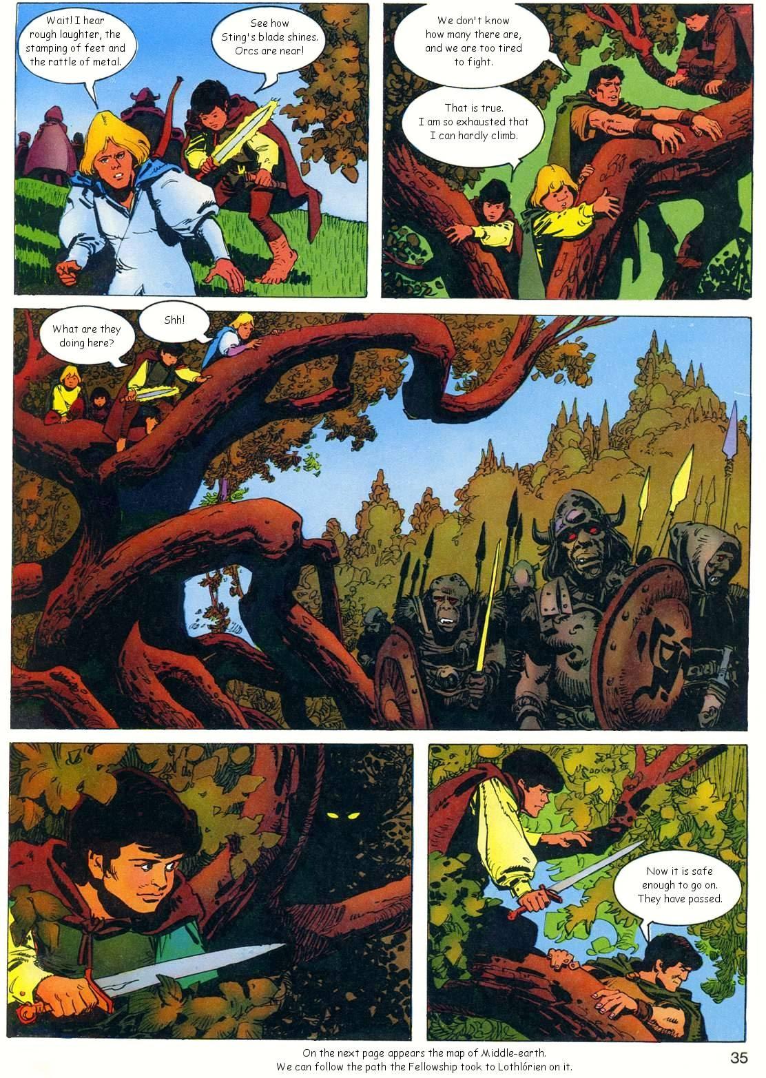 El Señor de los Anillos issue 2 - Page 32