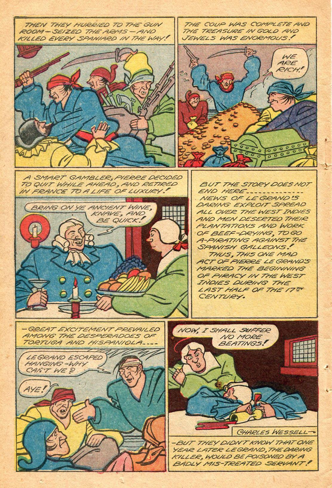 Read online Shadow Comics comic -  Issue #60 - 46
