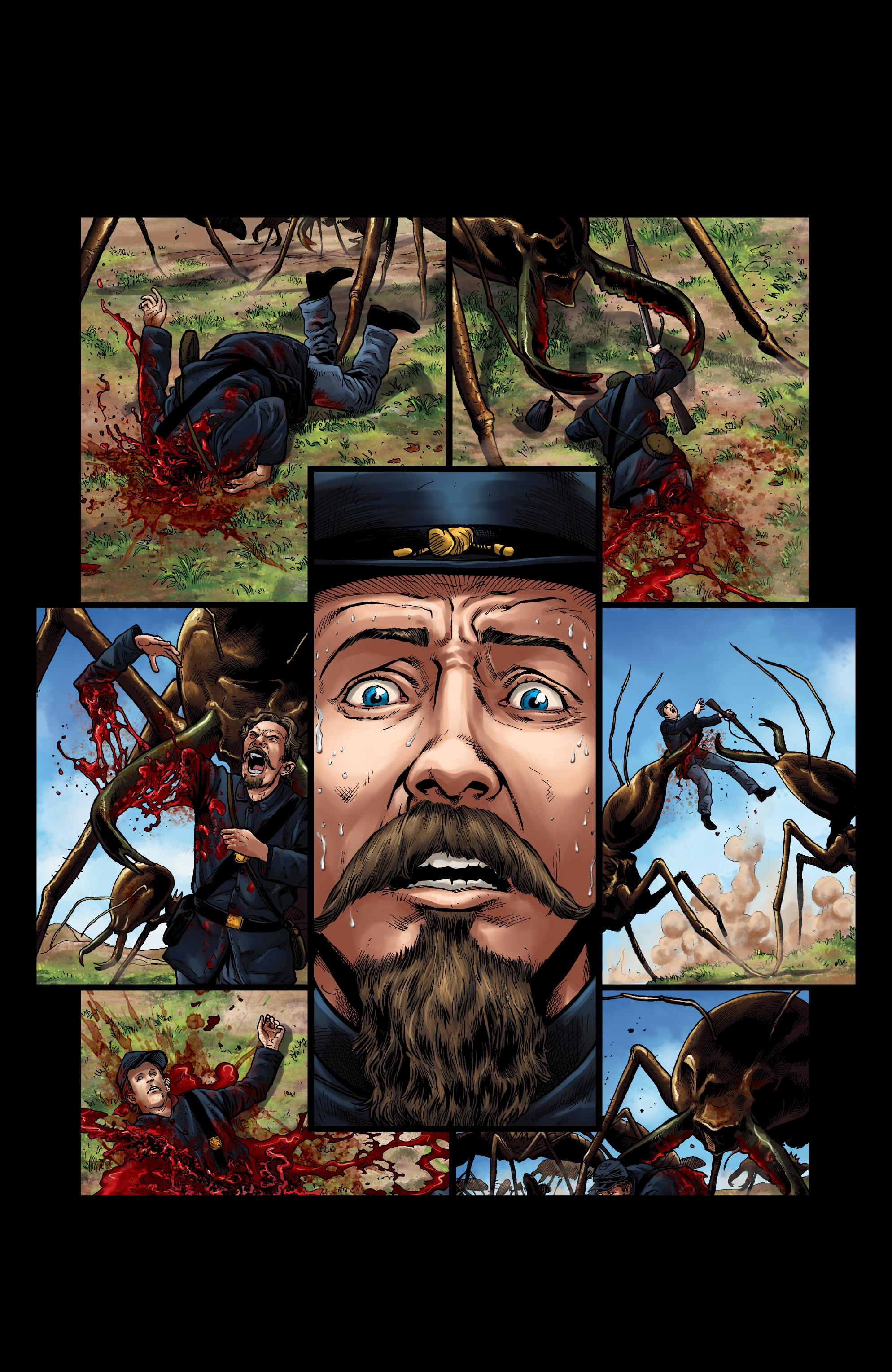 Read online Alan Moore's Cinema Purgatorio comic -  Issue #9 - 2