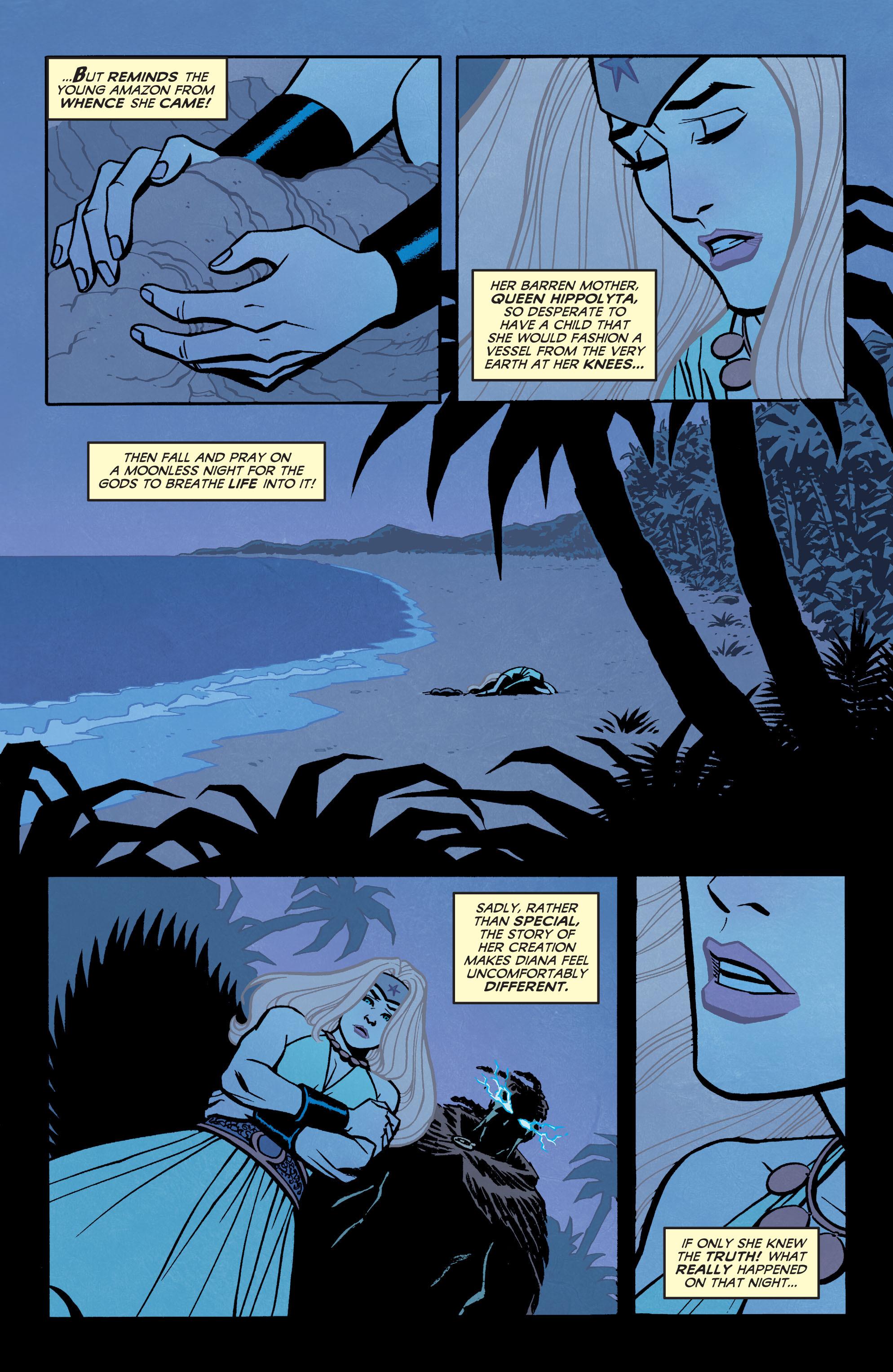 Read online Secret Origins (2014) comic -  Issue #6 - 4