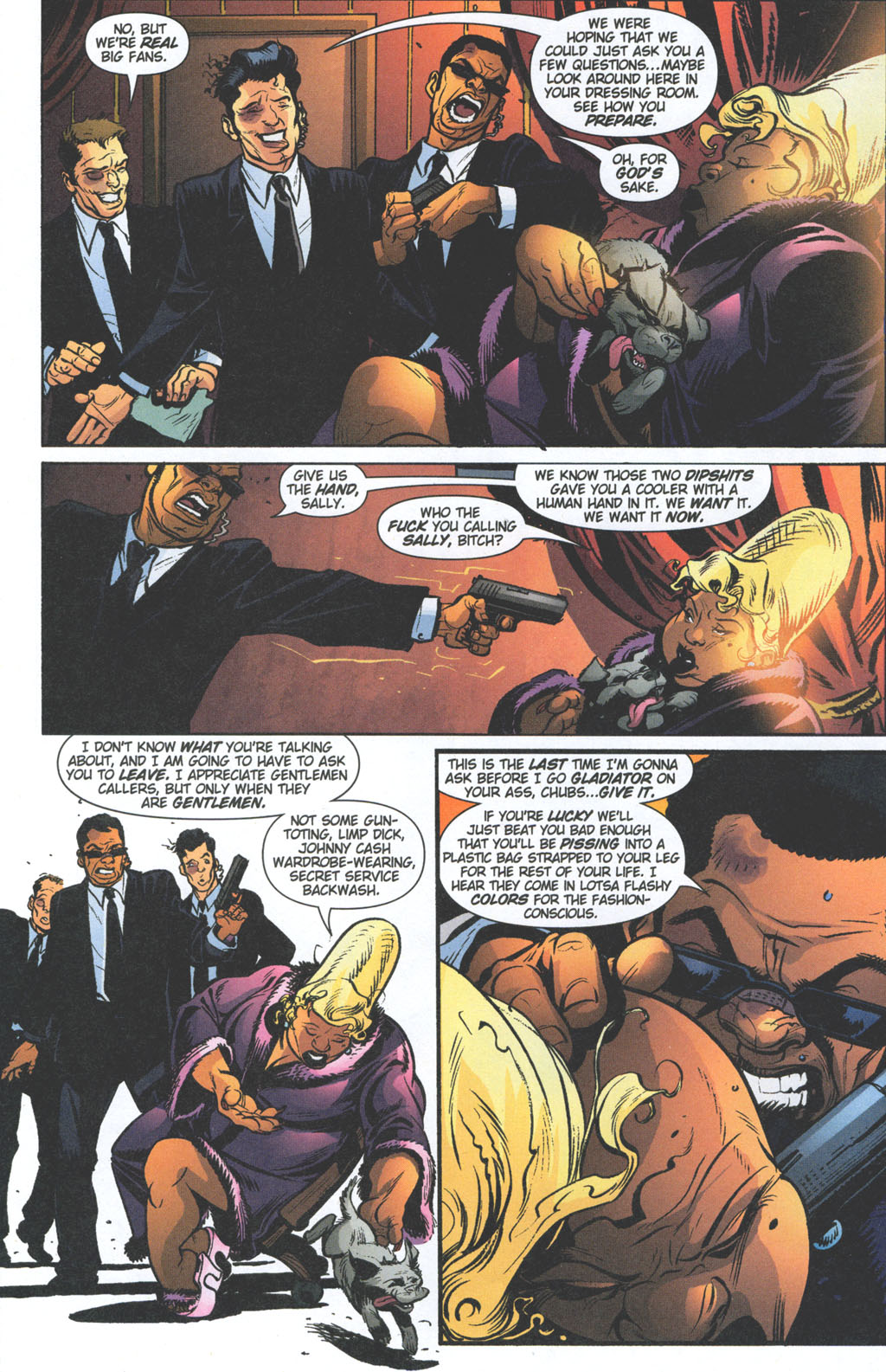Read online Caper comic -  Issue #11 - 7