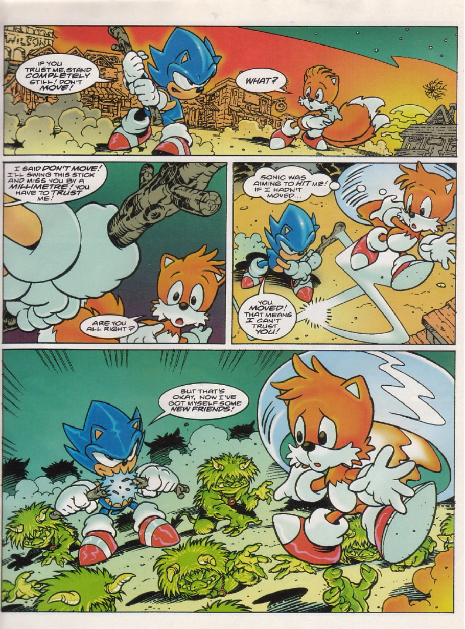 Read online Sonic the Comic comic -  Issue #141 - 5