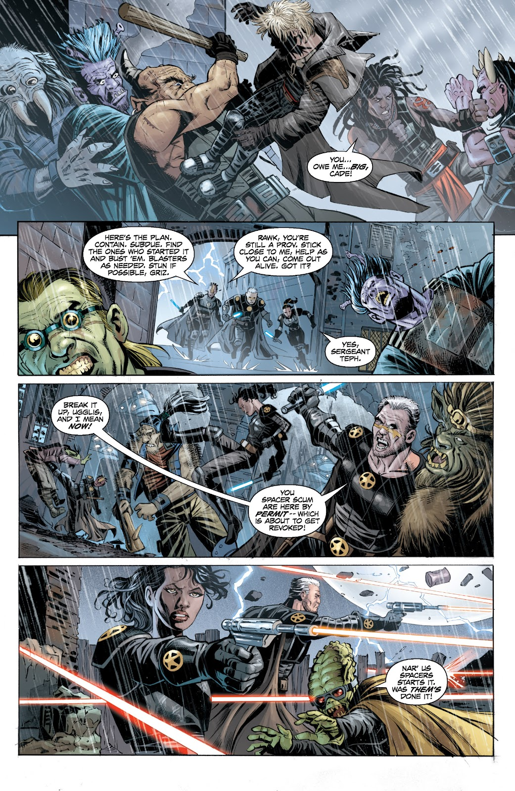 Read online Star Wars Legends: Legacy - Epic Collection comic -  Issue # TPB 2 (Part 4) - 72
