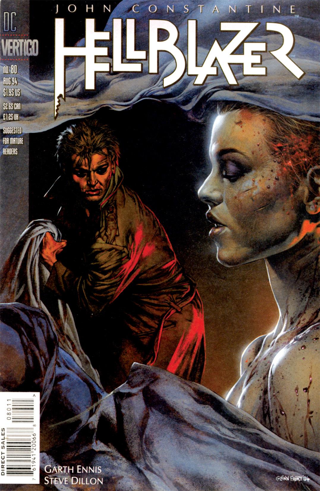 Hellblazer issue 80 - Page 1