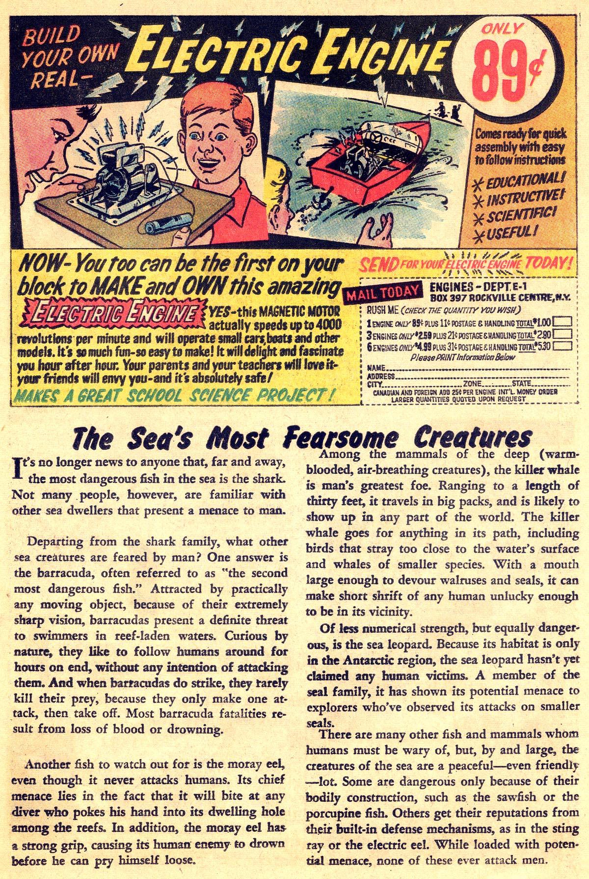 Read online Aquaman (1962) comic -  Issue #19 - 33
