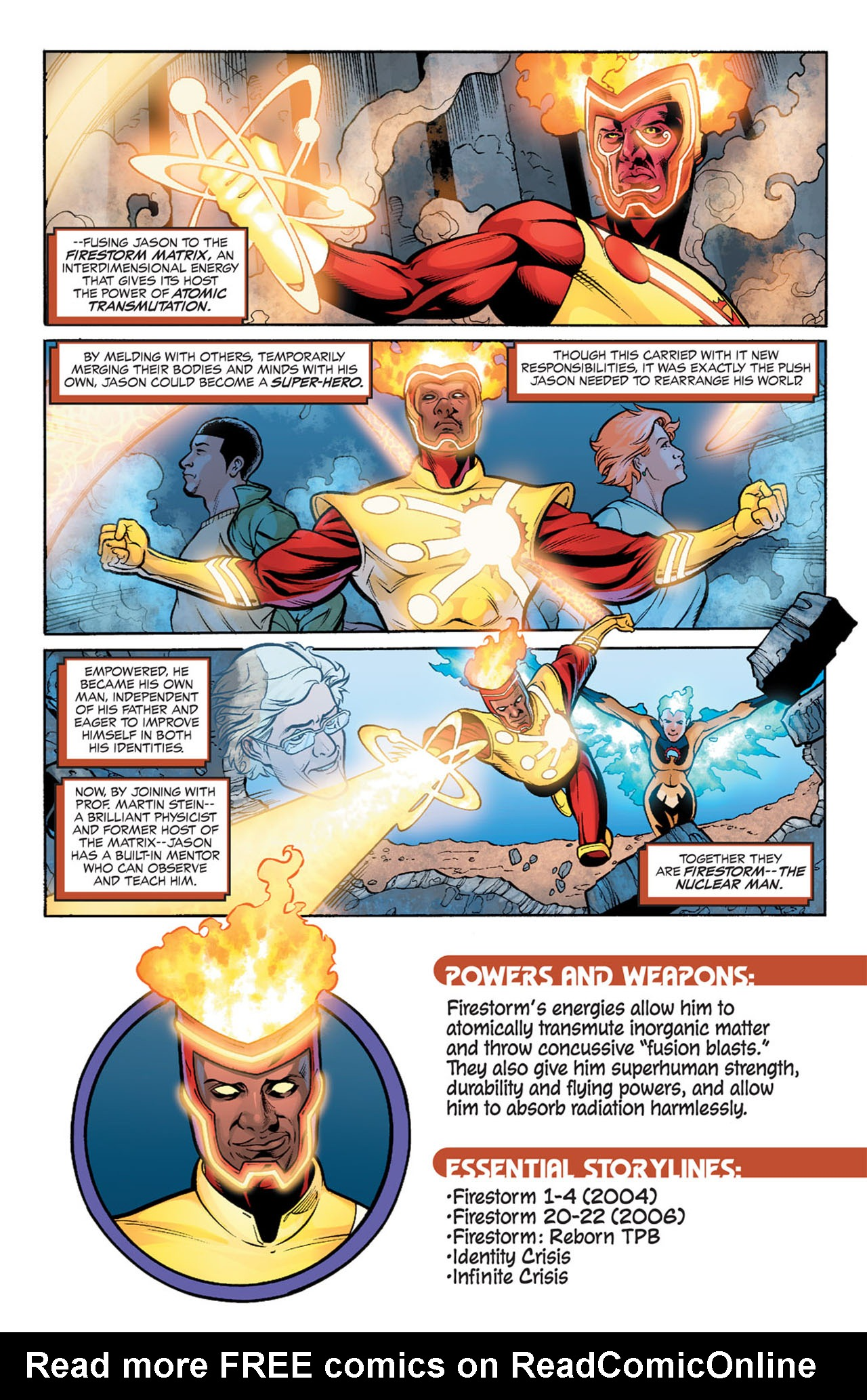 Read online 52 comic -  Issue #37 - 23