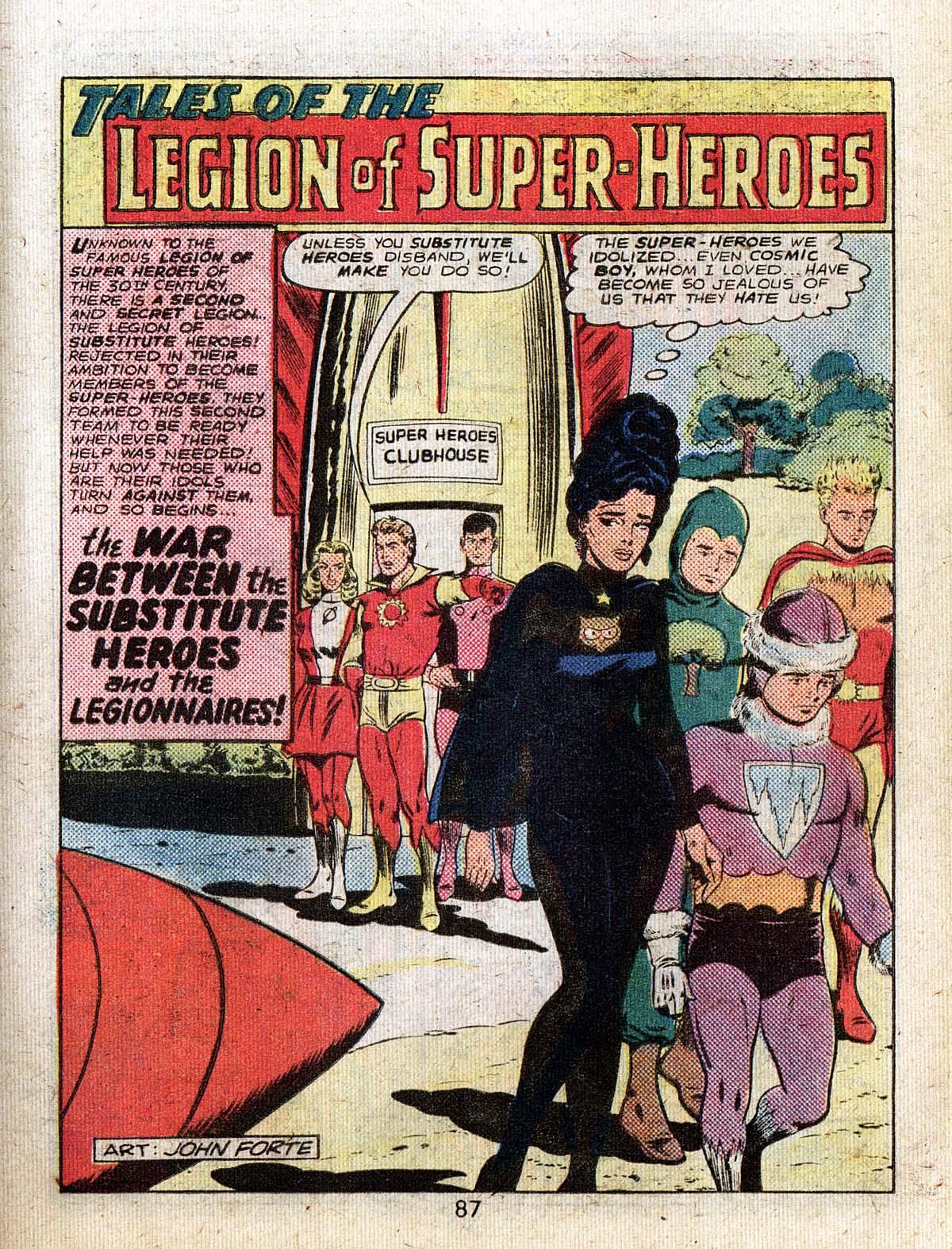 Read online Adventure Comics (1938) comic -  Issue #500 - 87
