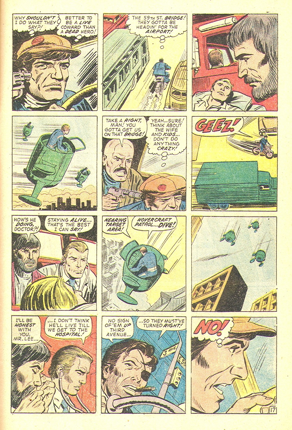 Read online Sgt. Fury comic -  Issue #100 - 28