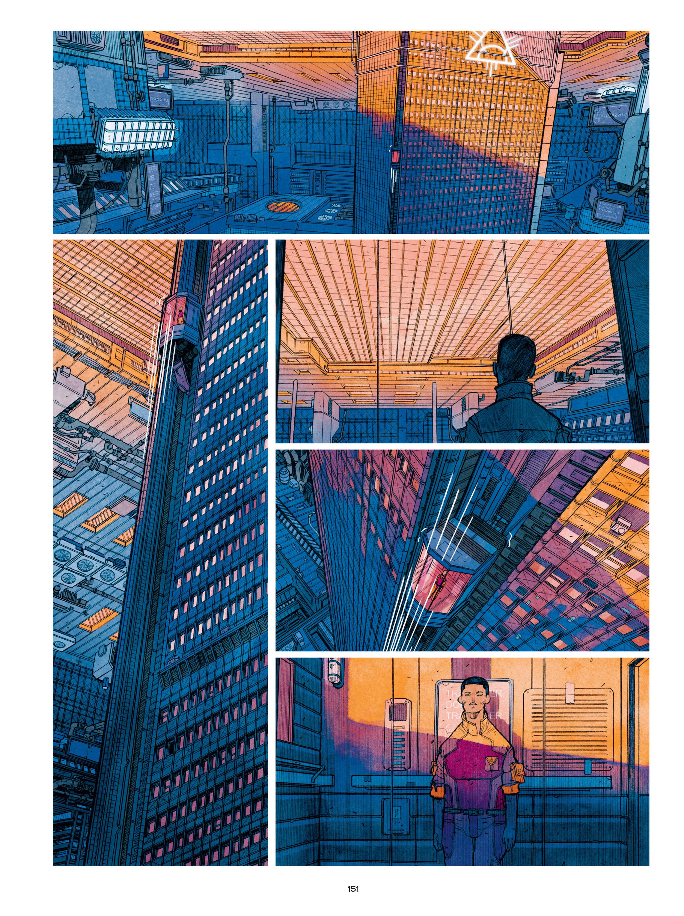 Read online Shangri-La comic -  Issue # Full - 152