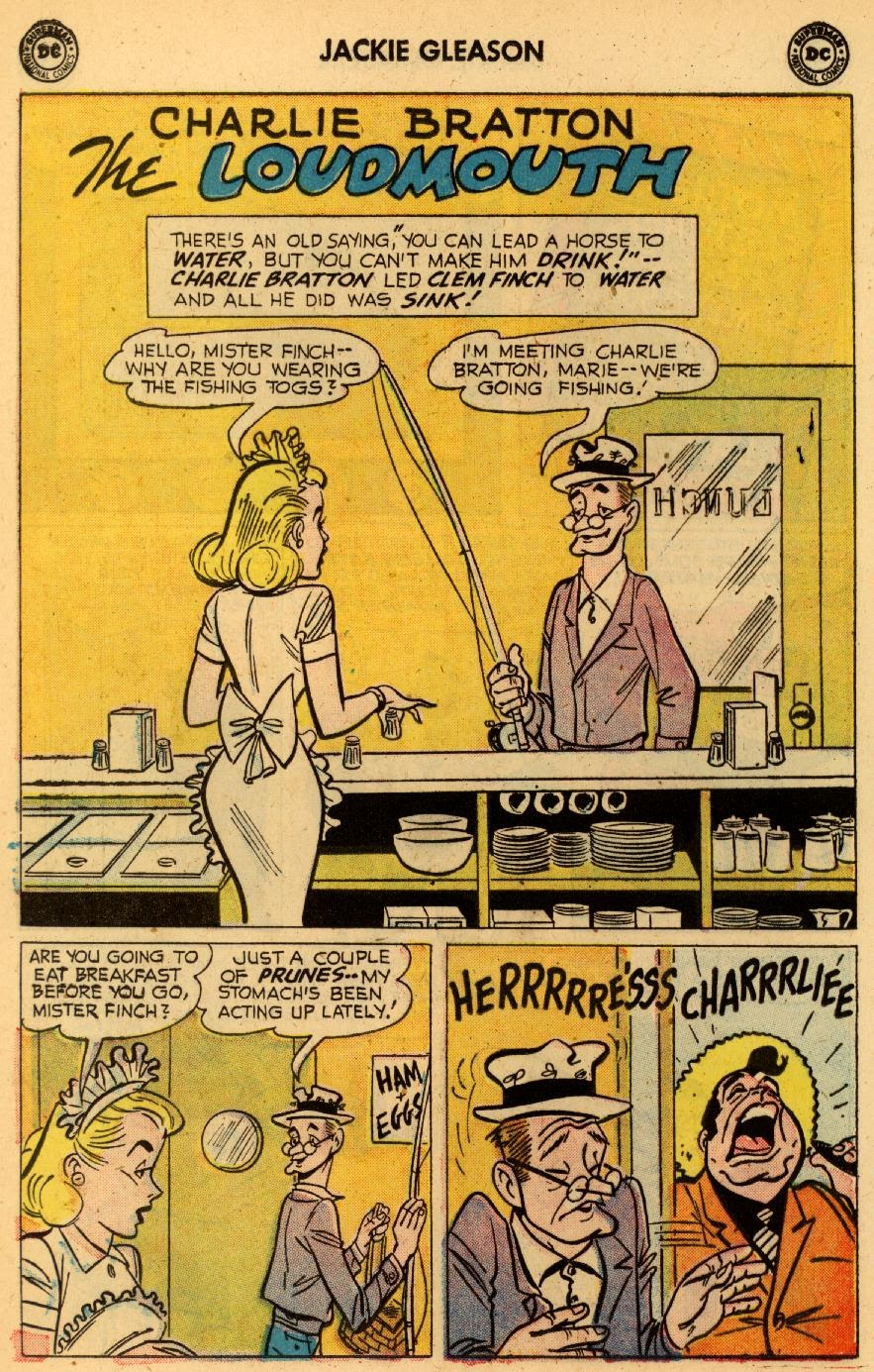 Jackie Gleason and the Honeymooners issue 8 - Page 16