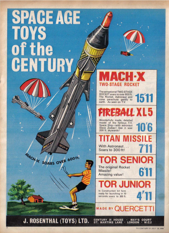 Read online TV Century 21 (TV 21) comic -  Issue #80 - 8