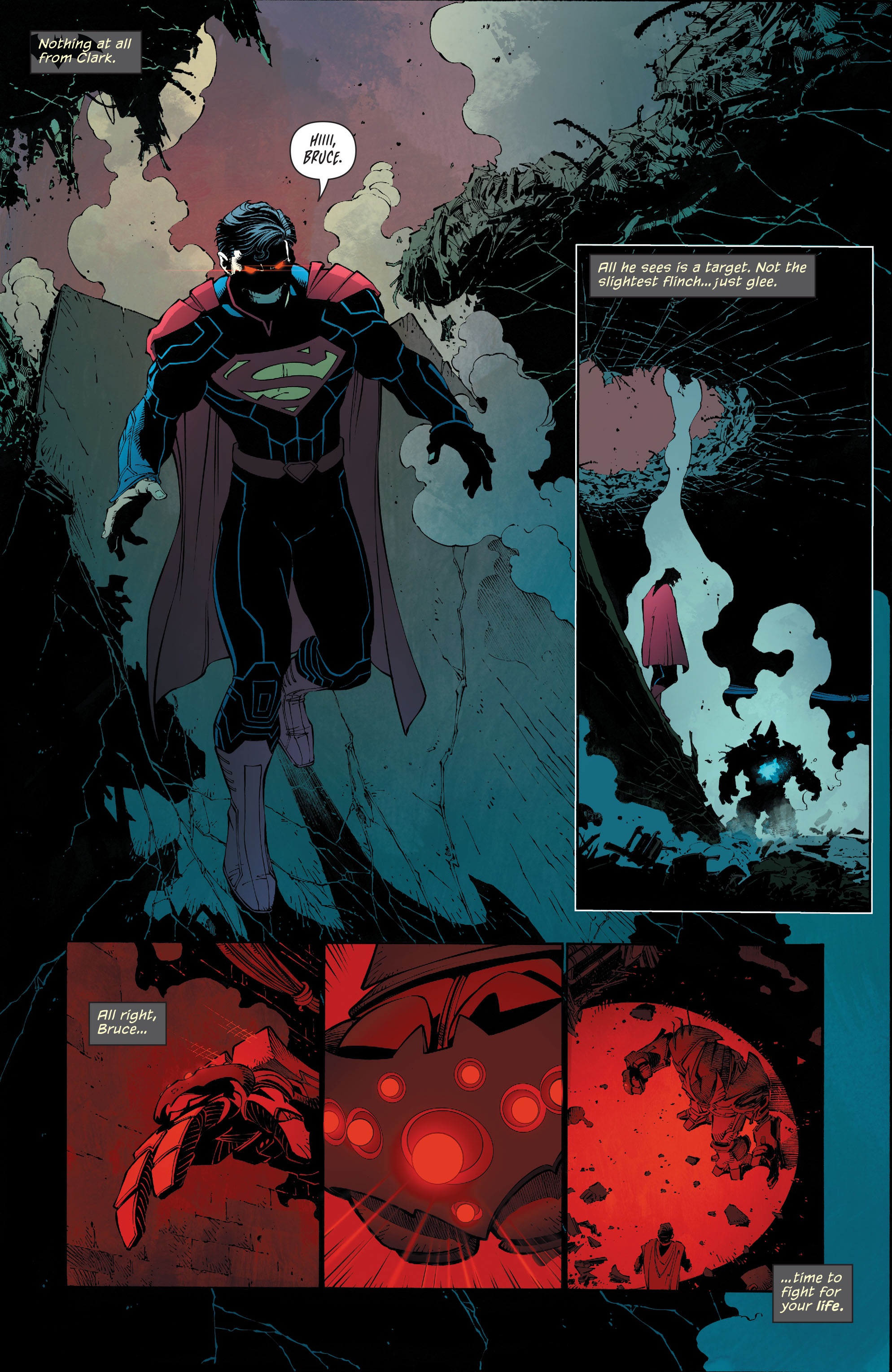 Read online Batman (2011) comic -  Issue # _TPB 7 - 33