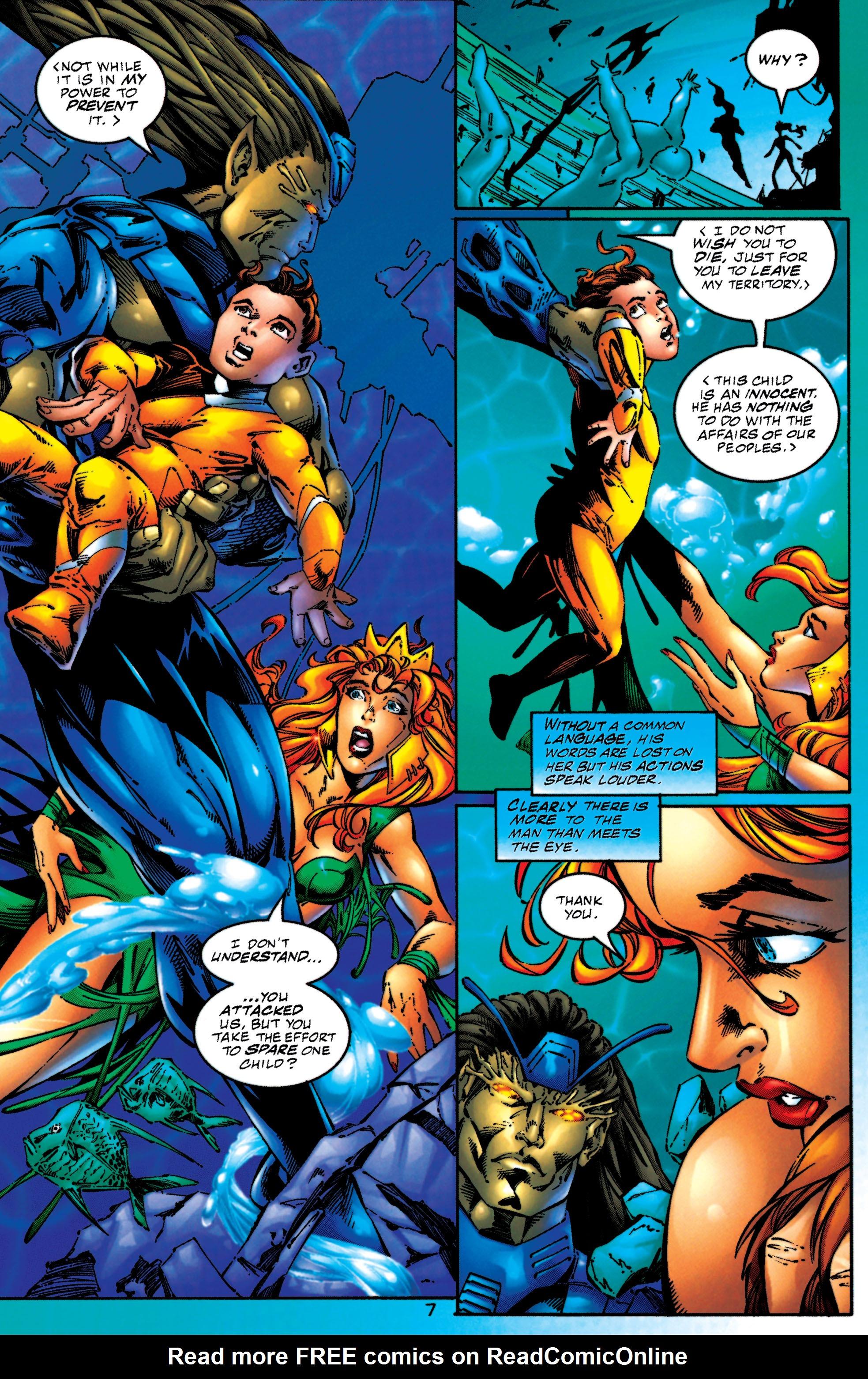 Read online Aquaman (1994) comic -  Issue #51 - 7