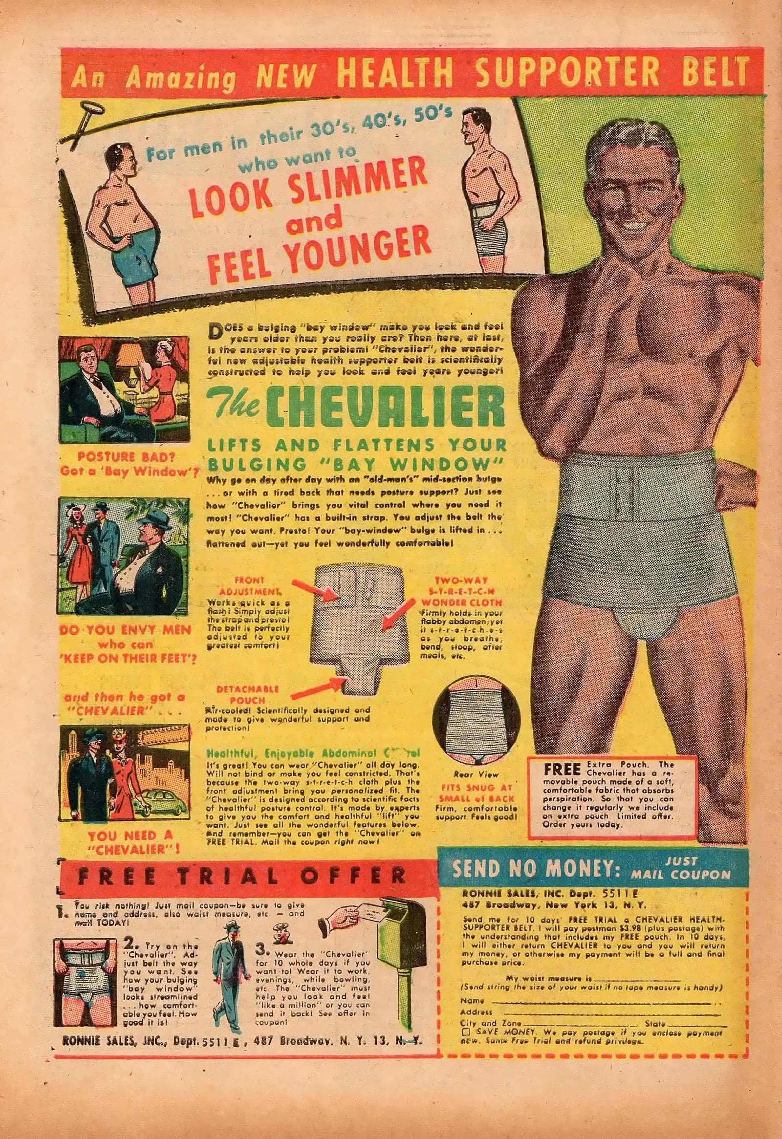 Spellbound (1952) issue 9 - Page 34