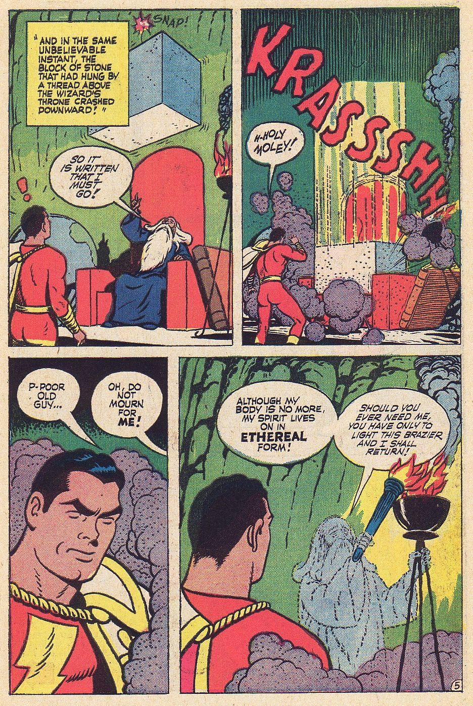 Read online Shazam! (1973) comic -  Issue #1 - 6