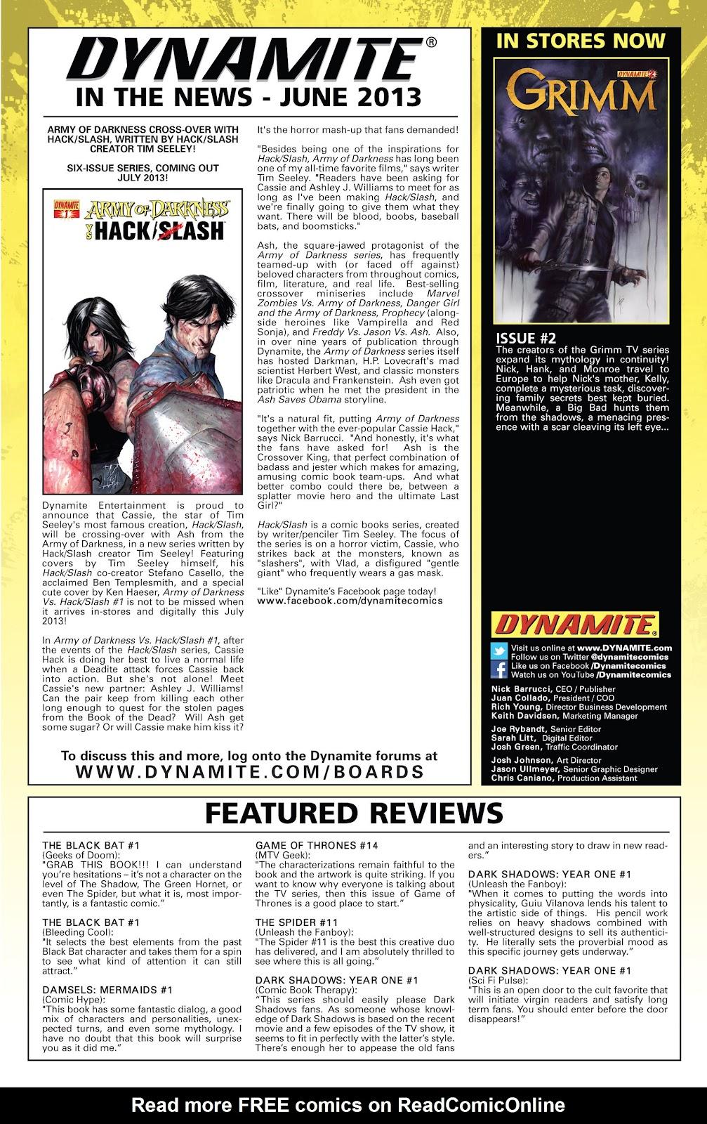 Read online Vampirella Strikes comic -  Issue #6 - 32