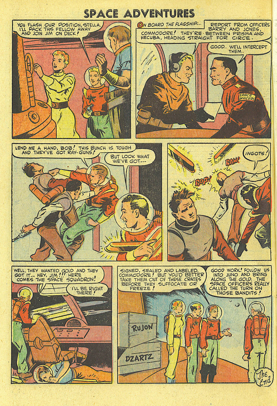 Space Adventures (1952) issue 4 - Page 31