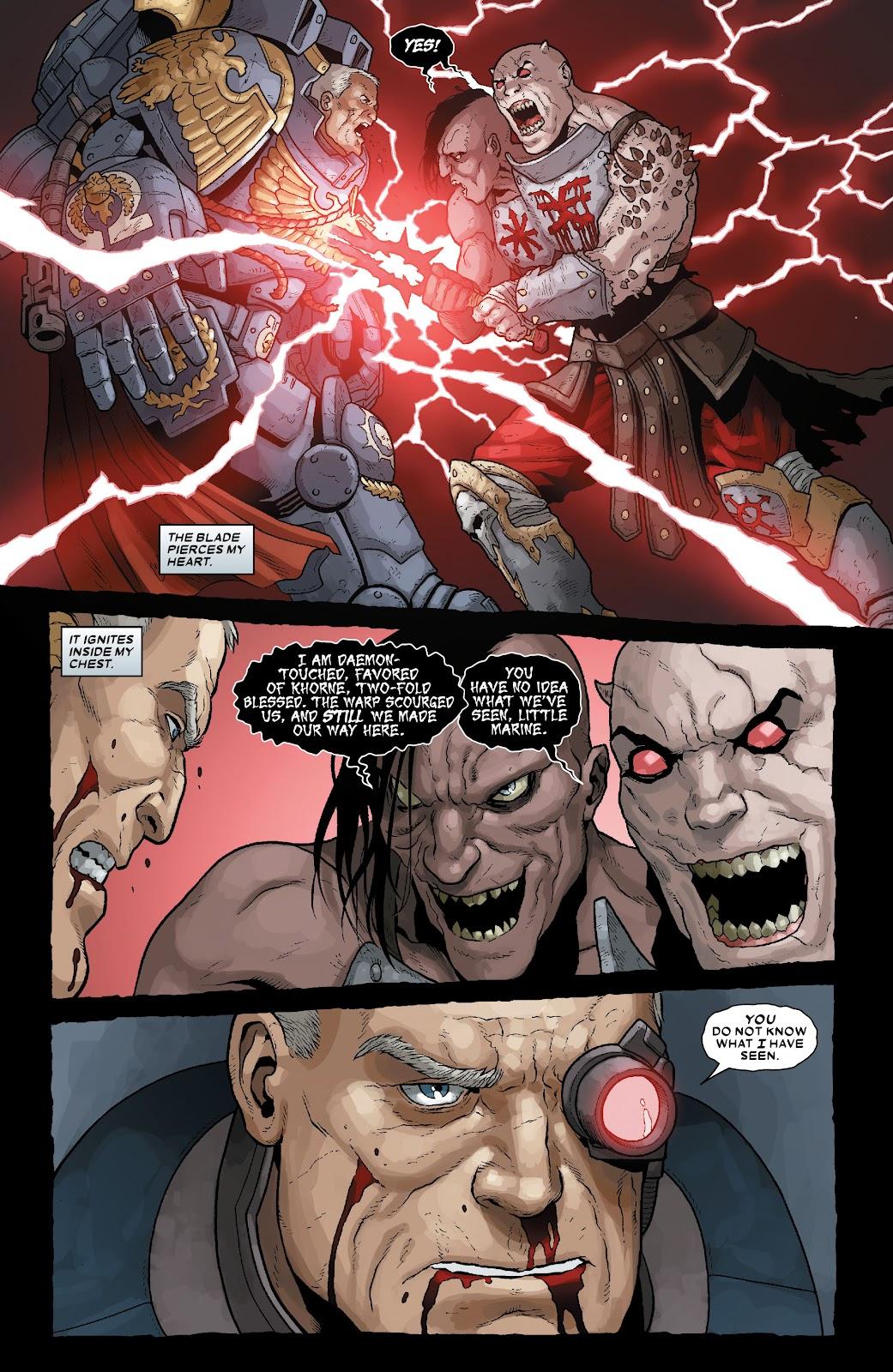 Warhammer 40,000: Marneus Calgar issue 5 - Page 15