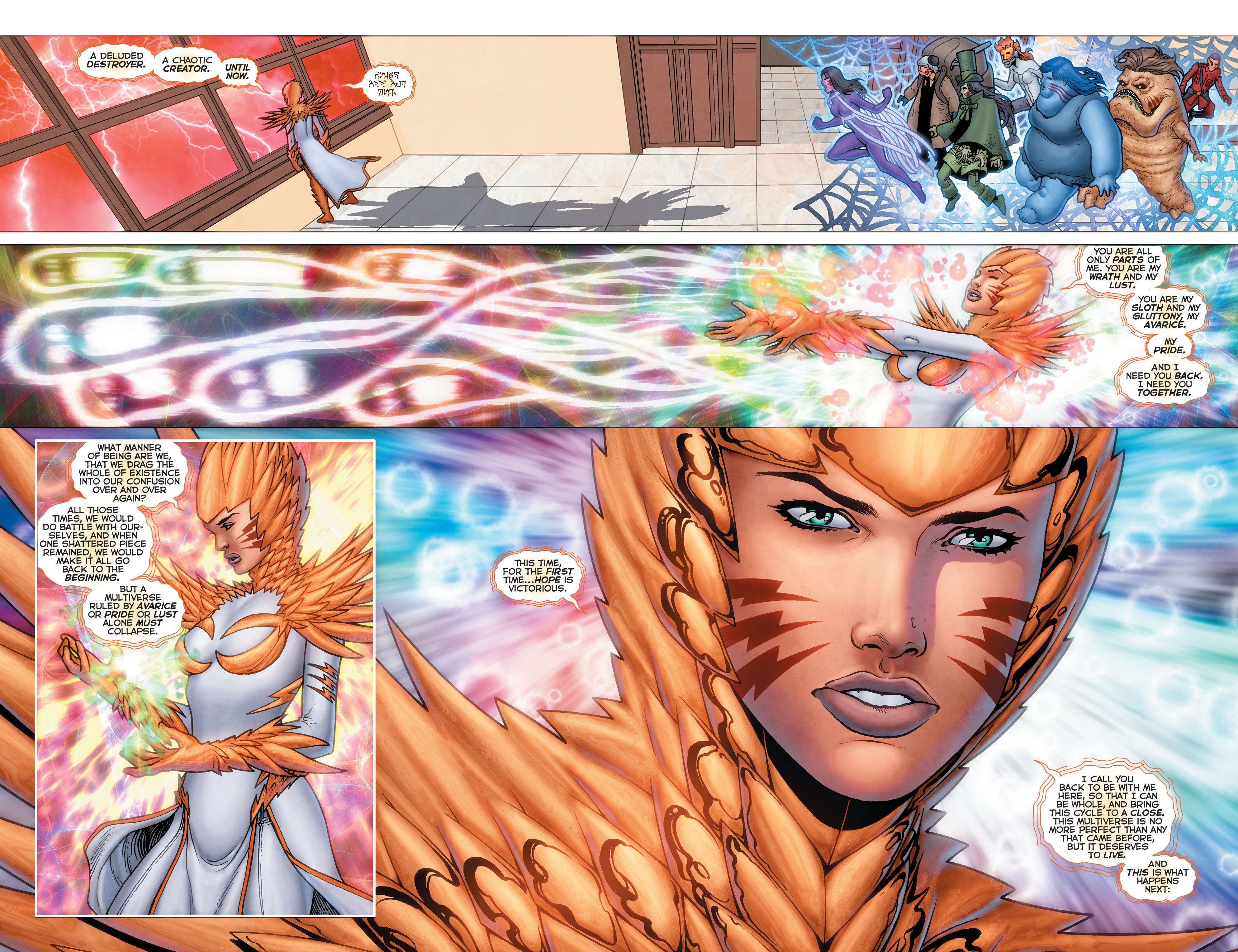 Read online Trinity of Sin: Pandora: Futures End comic -  Issue # Full - 16