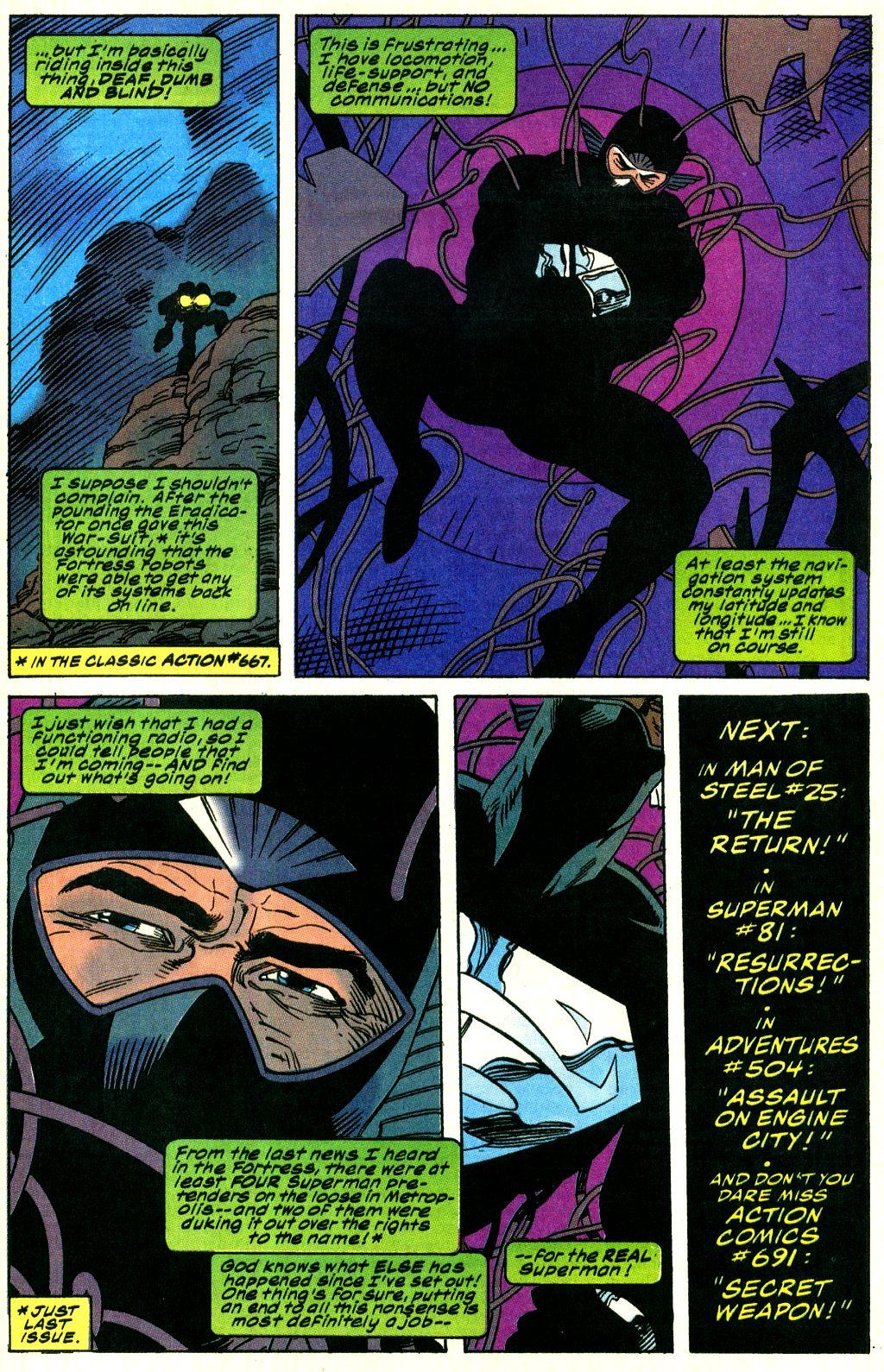 Action Comics (1938) 690 Page 21