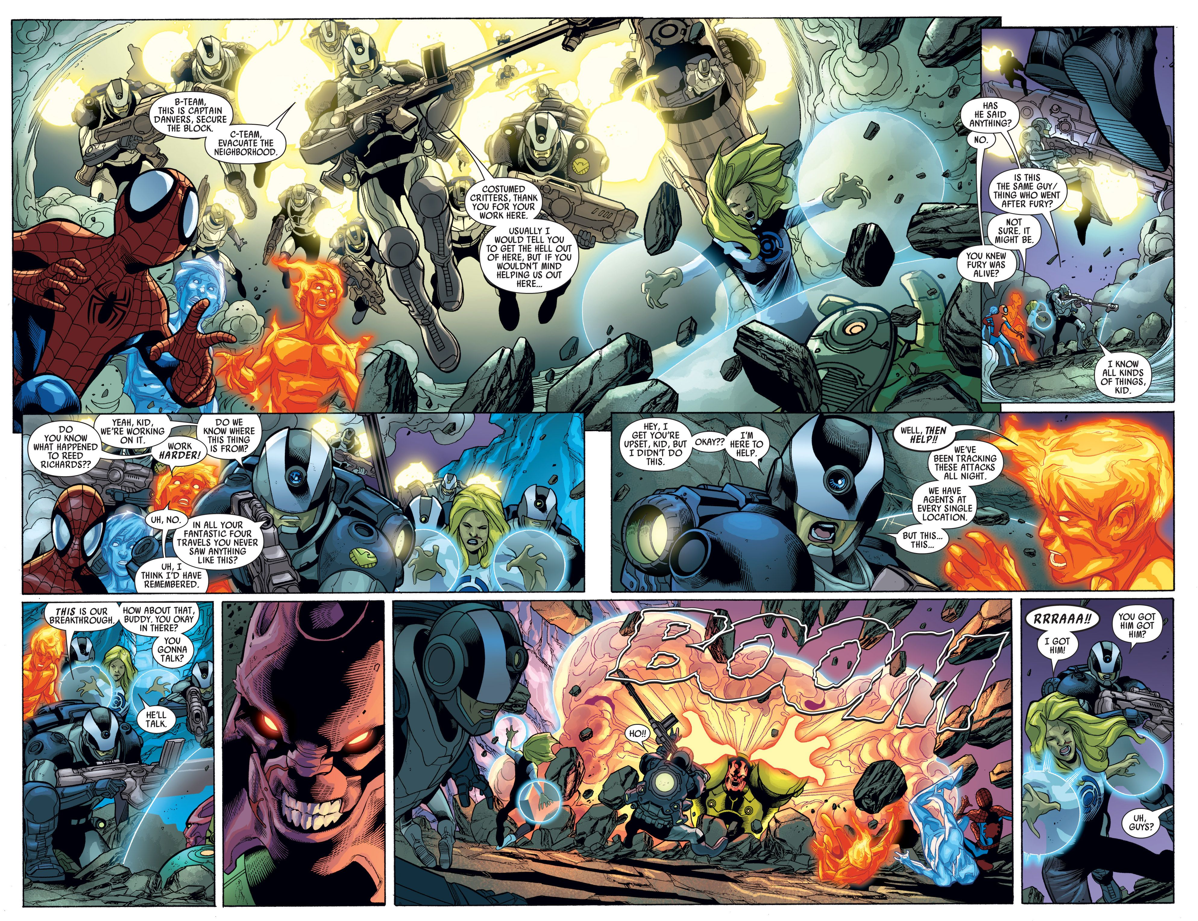 Read online Ultimate Comics Doomsday comic -  Issue # Full - 63