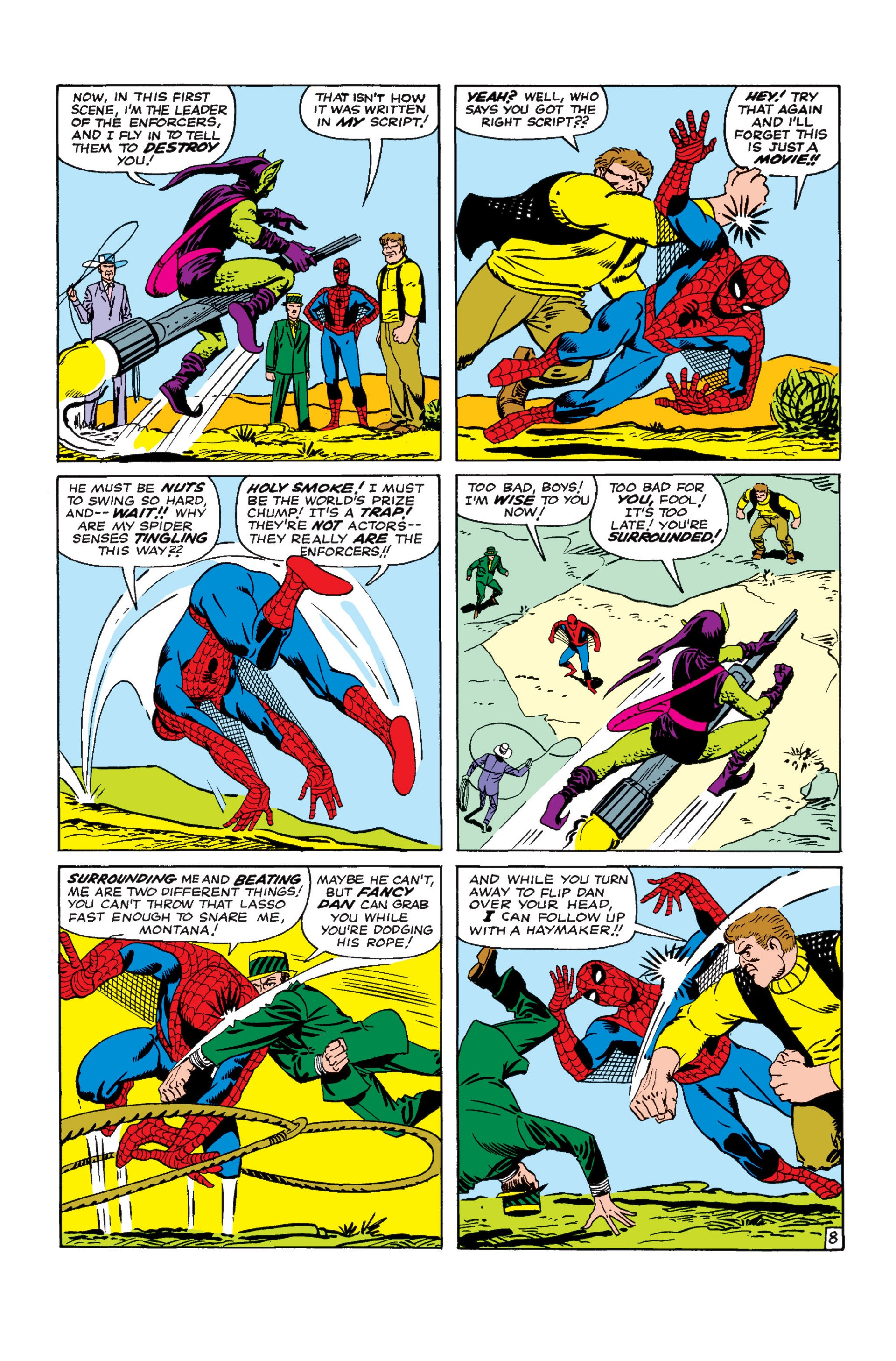The Amazing Spider-Man (1963) 14 Page 8