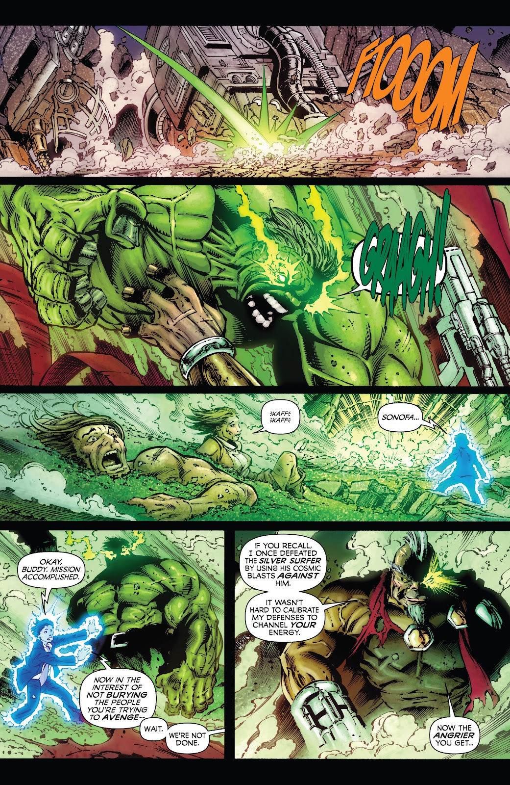 Read online Incredible Hulks (2010) comic -  Issue # _TPB Heart of the Monster - 60