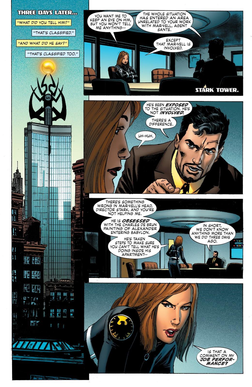 Read online Secret Invasion: Rise of the Skrulls comic -  Issue # TPB (Part 4) - 10