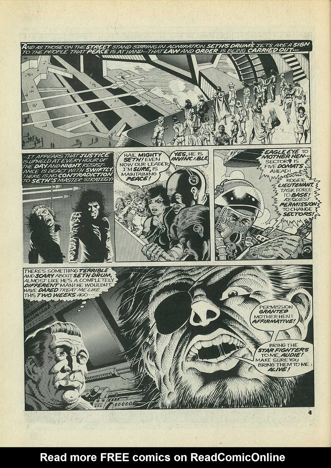 Star Fighters issue 3 - Page 6