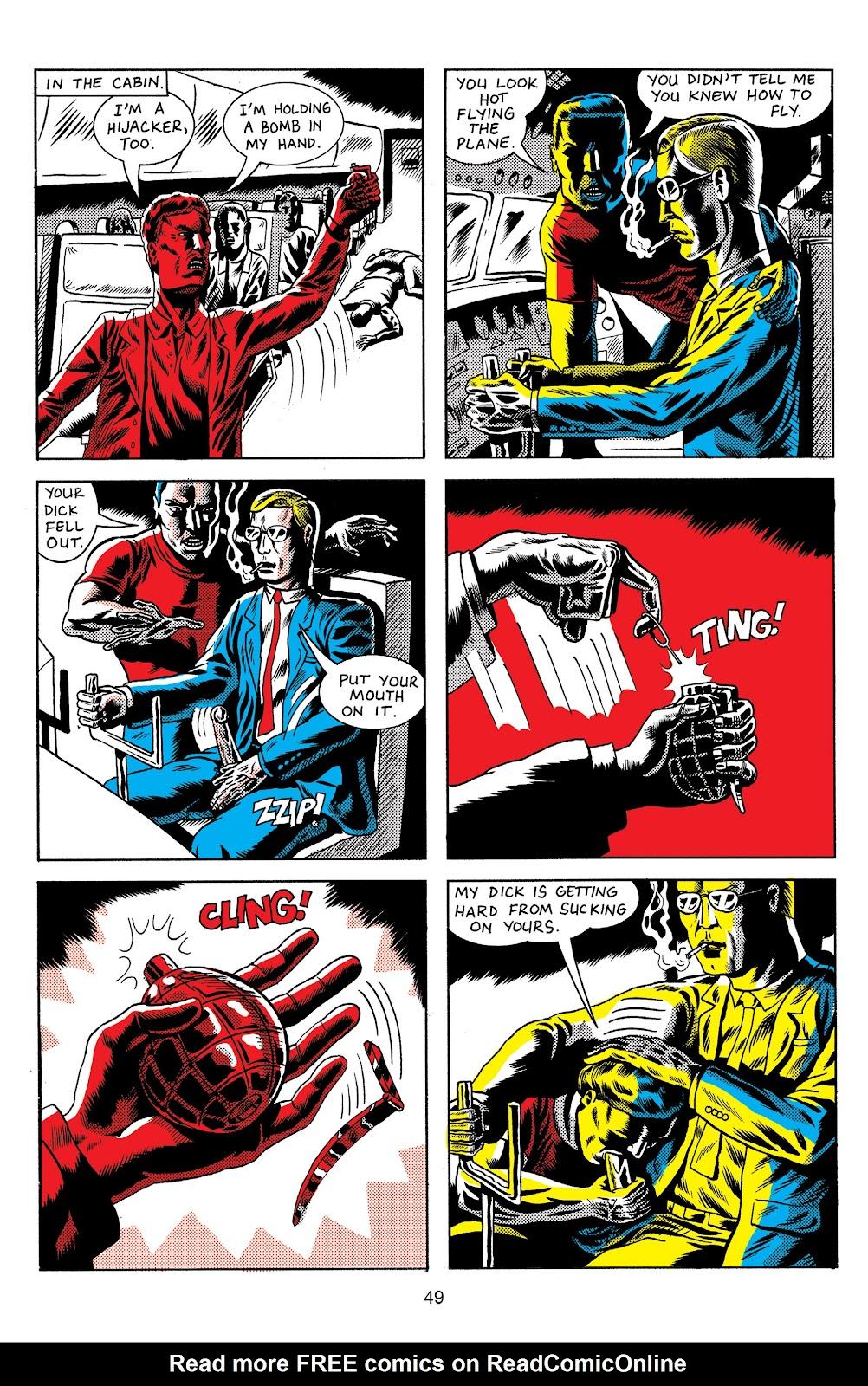 Read online Terror Assaulter: O.M.W.O.T (One Man War On Terror) comic -  Issue # TPB - 49