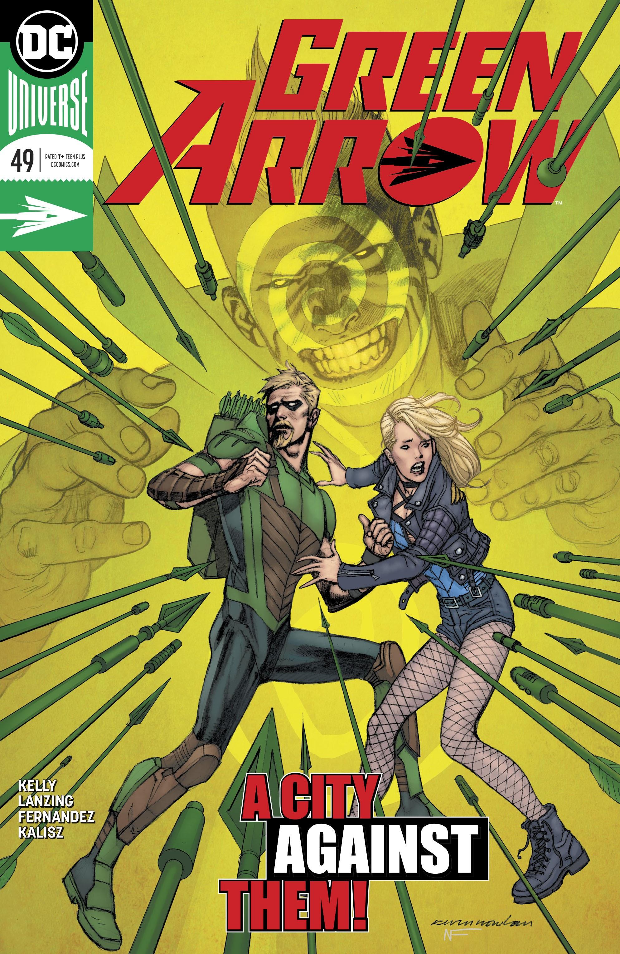 Green Arrow (2016) 49 Page 1