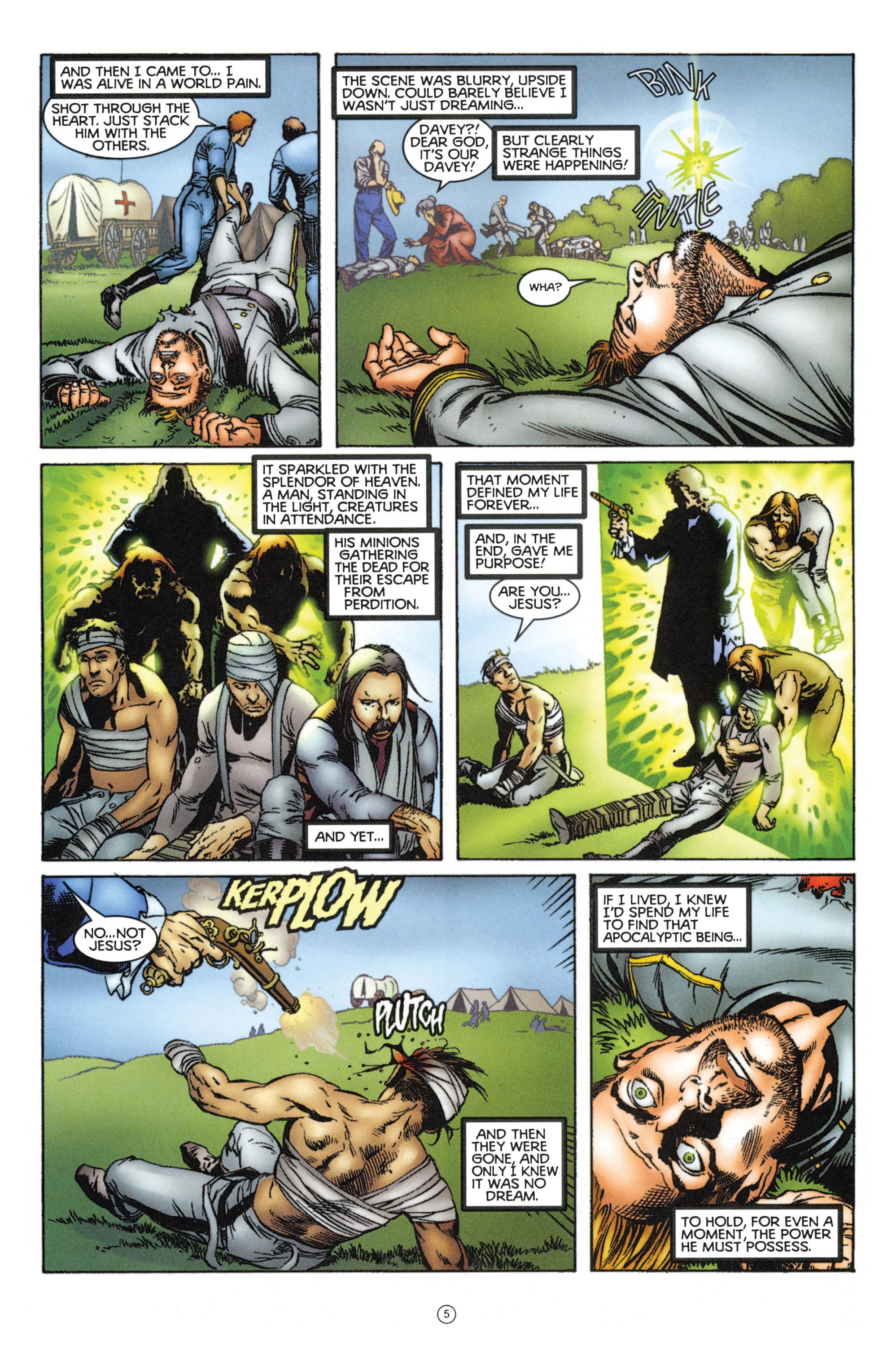 Read online Eternal Warriors comic -  Issue # Issue Mog - 6
