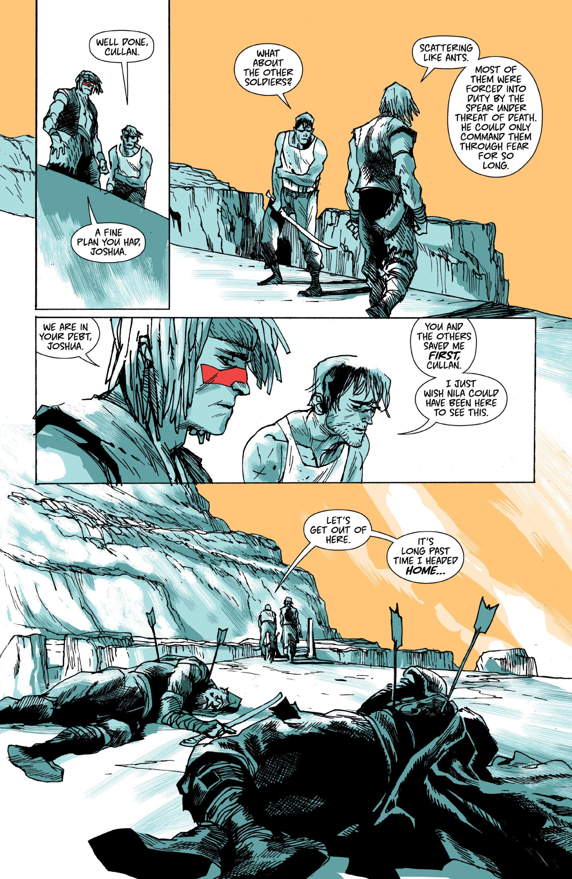 Read online Ei8ht comic -  Issue # TPB - 114