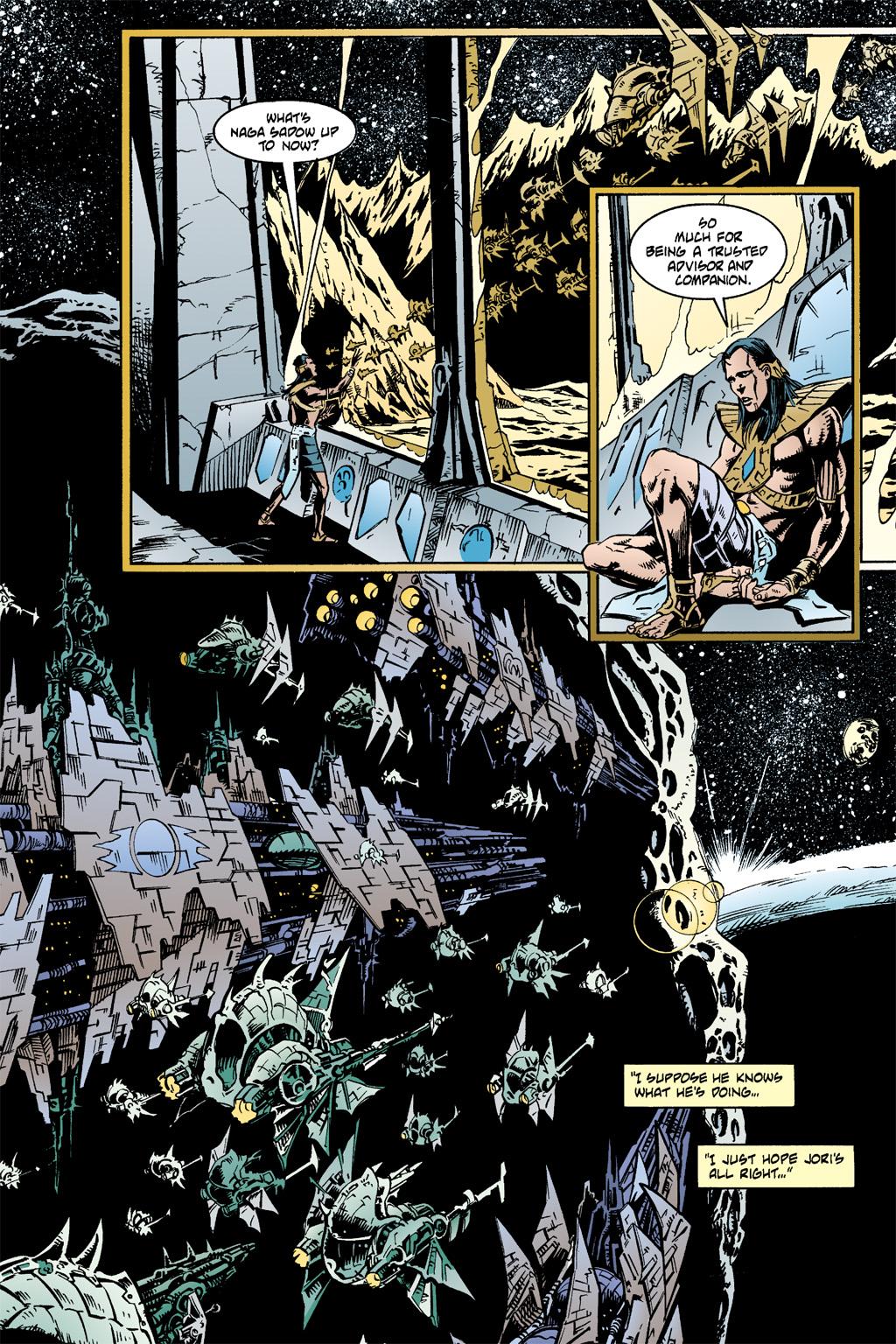 Read online Star Wars Omnibus comic -  Issue # Vol. 4 - 122