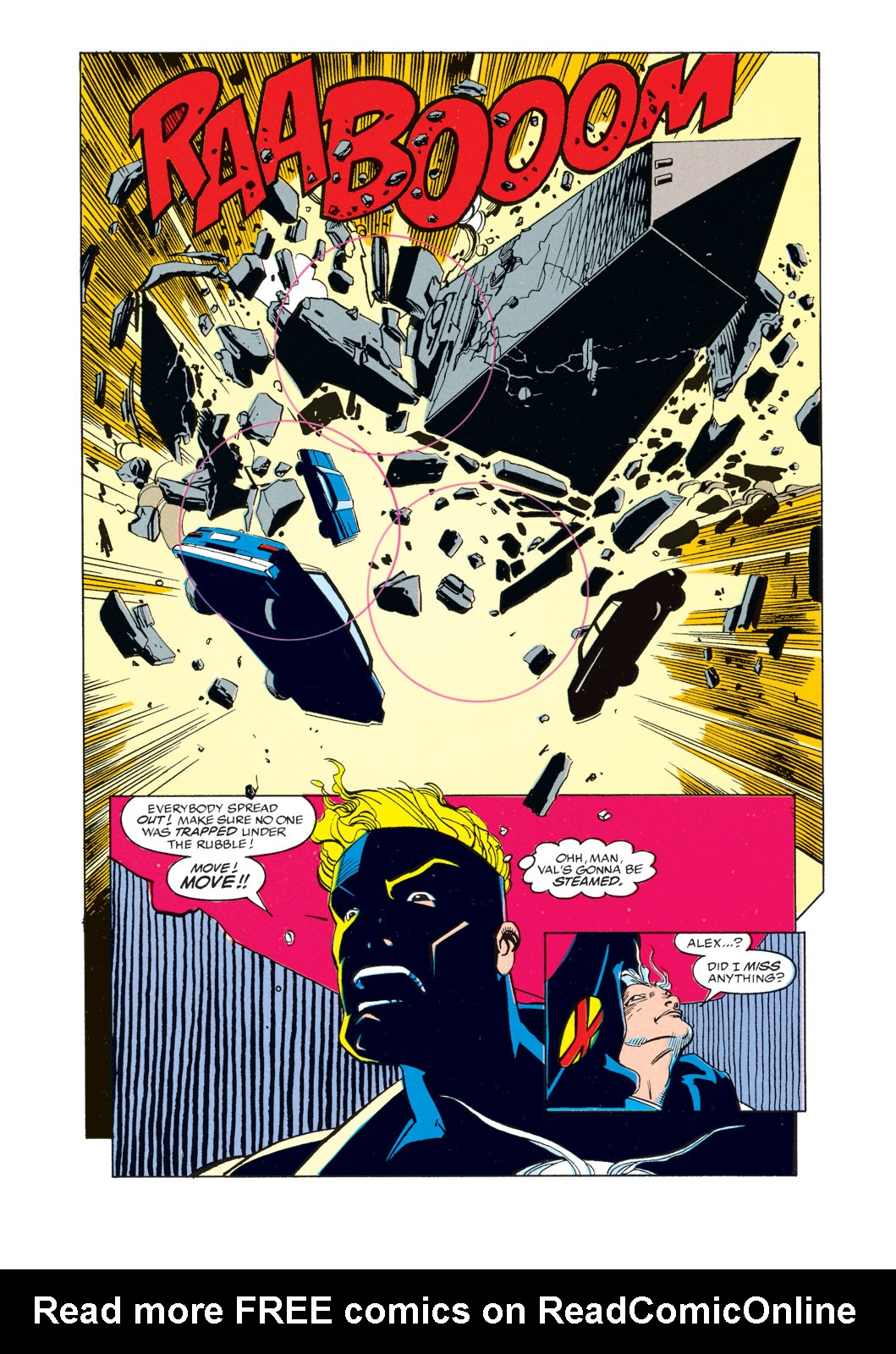 Read online X-Factor (1986) comic -  Issue #74 - 21