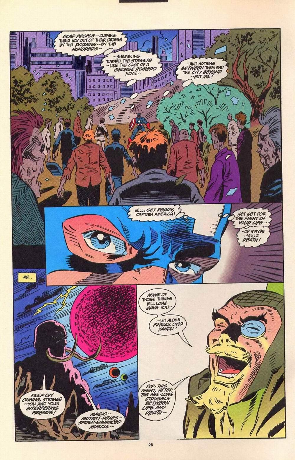 Read online Secret Defenders comic -  Issue #7 - 22