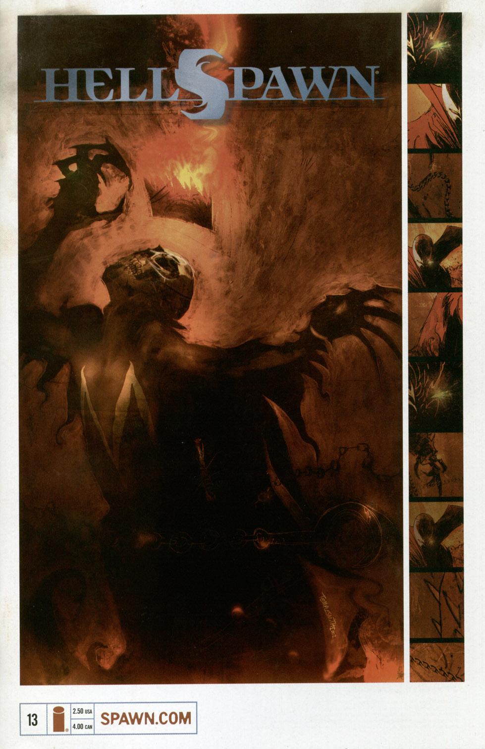 Hellspawn issue 13 - Page 1